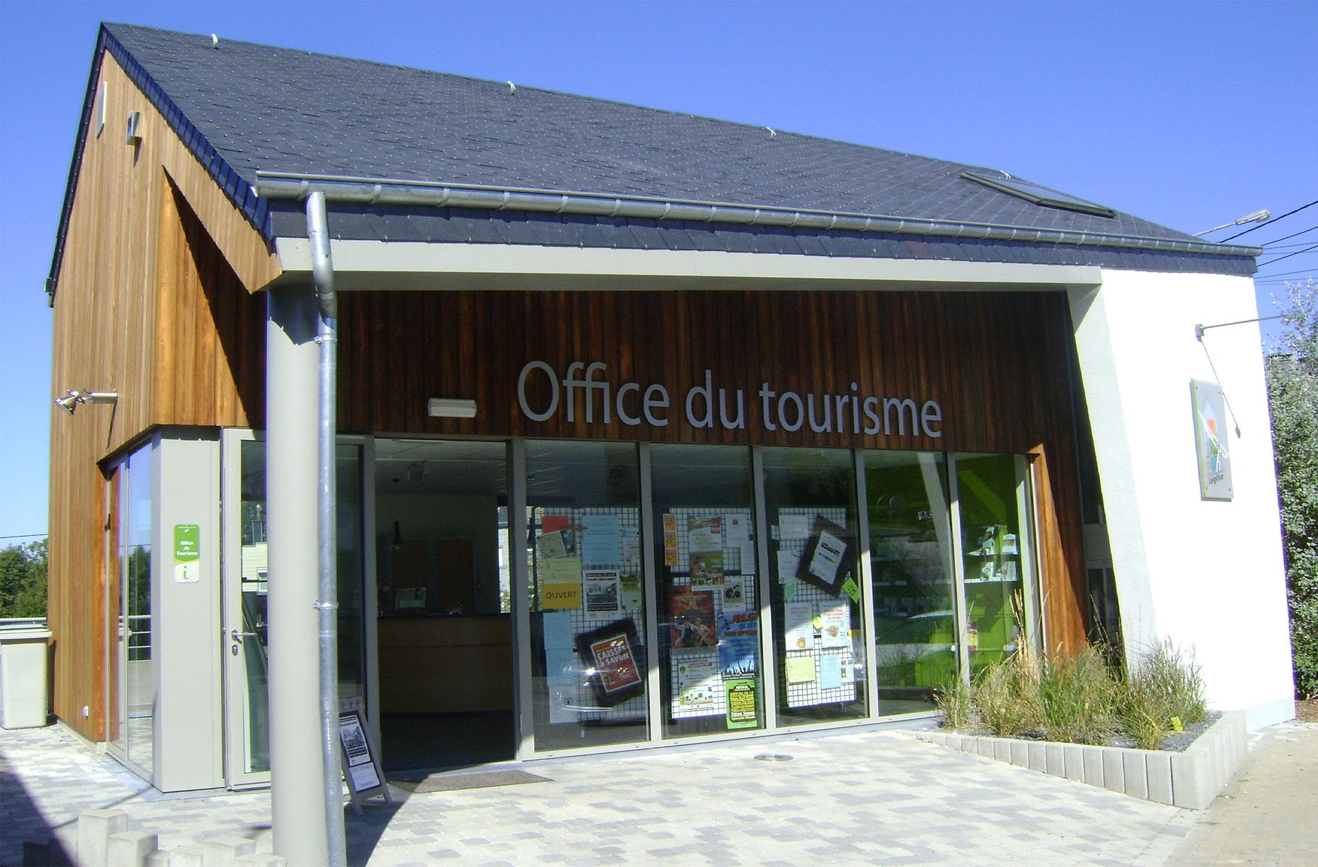 Office du Tourisme - Léglise