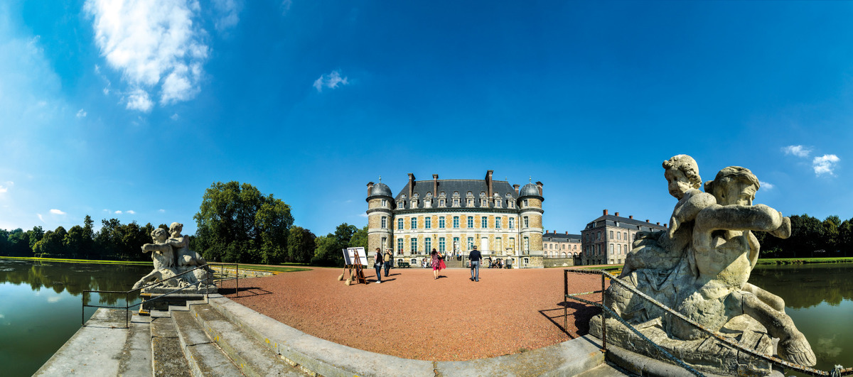 Domaine du Château de Beloeil - Patrimoine