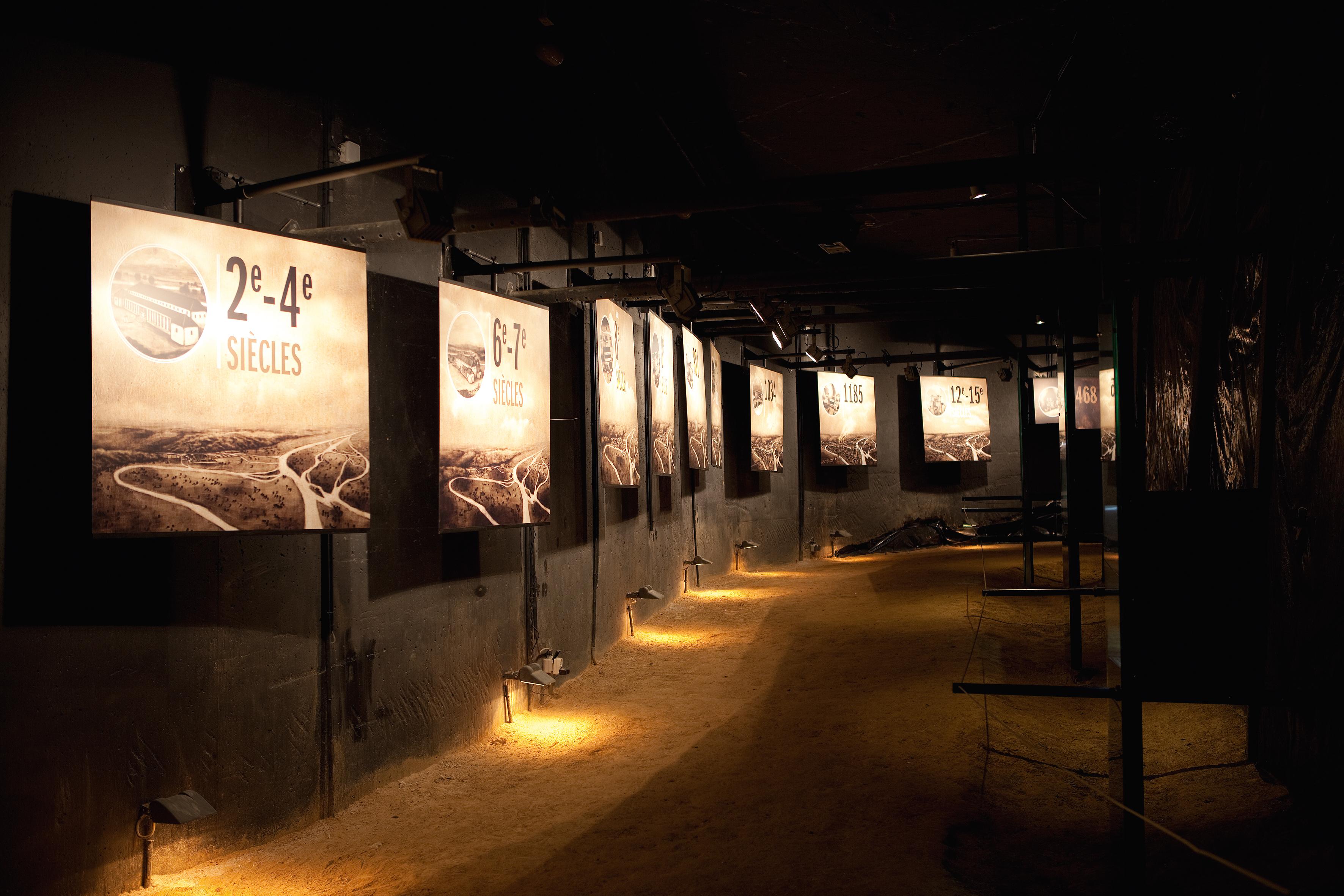 Archéoforum - Liège - estiges - musée archéologique