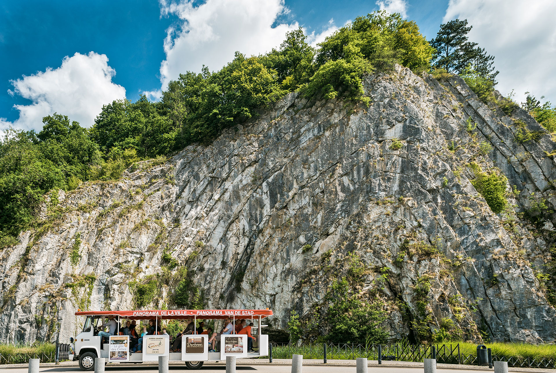 anticline - Petit Train - Touristique - Durbuy