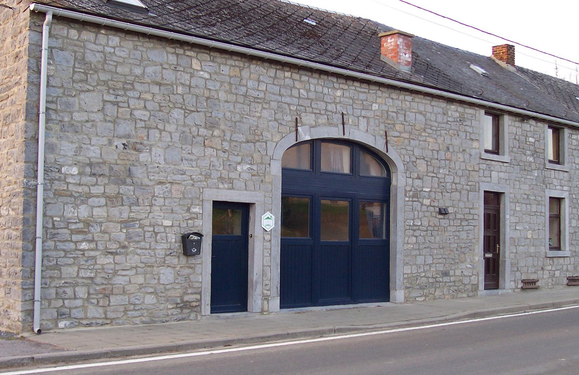 Gîte - rural - Grange - Pessoux