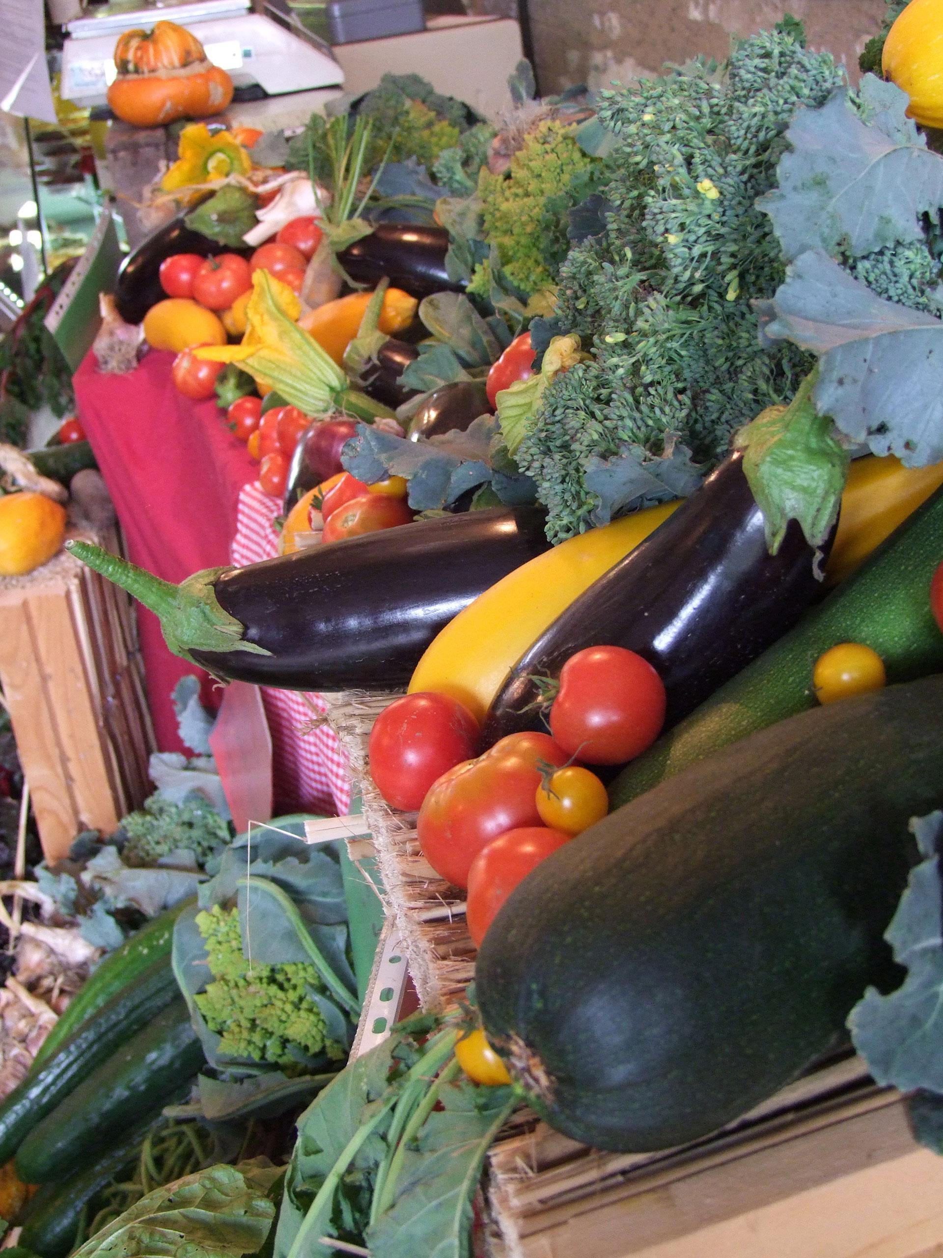 Ferme - Arc-en-ciel - Wellin - valeurs fondamentales - légumes de qualité