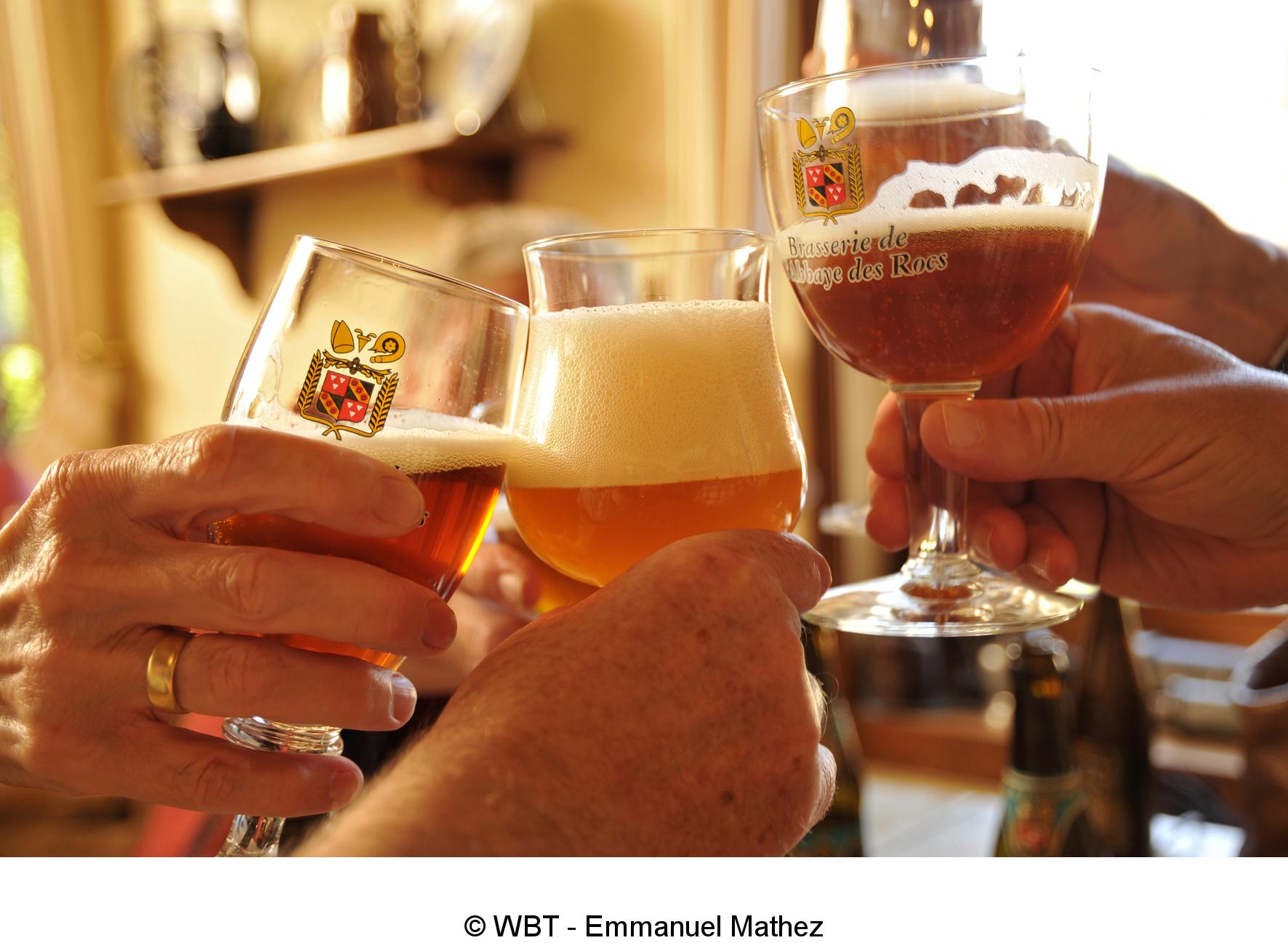 The Abbaye des Rocs brewery - Montignies-sur-roc - Honnelles - Hainaut