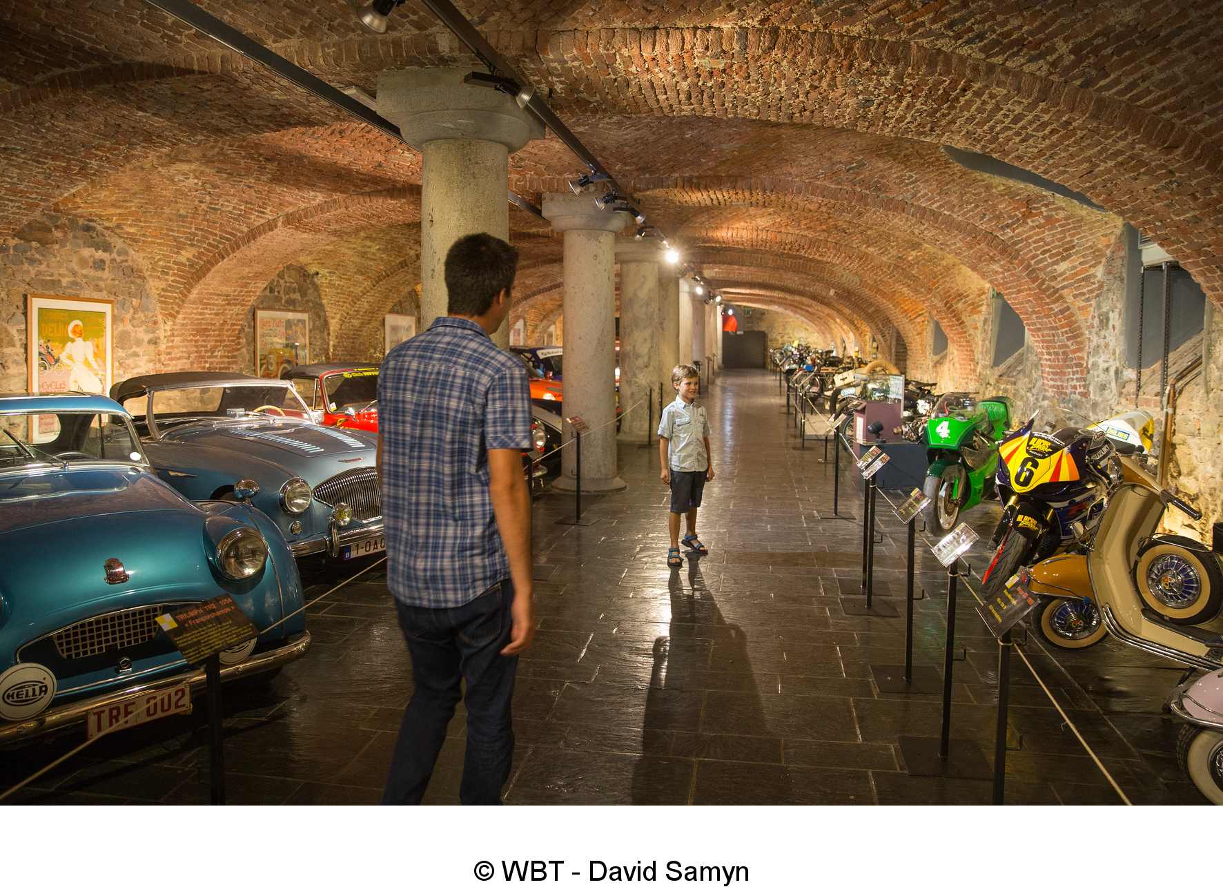 Discover the Spa-Francorchamps racetracks museum in Stavelot
