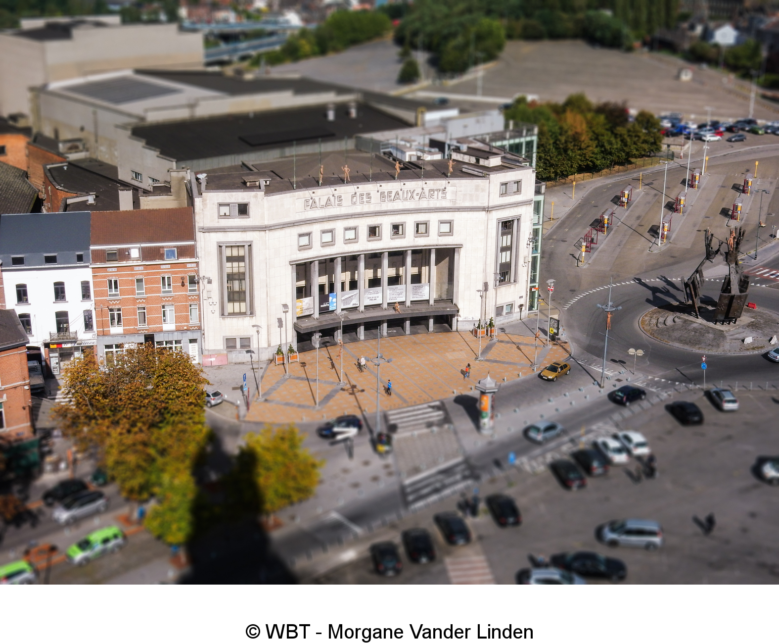 Bekijk de mooiste voorstellingen in het Paleis voor Schone Kunsten van Charleroi