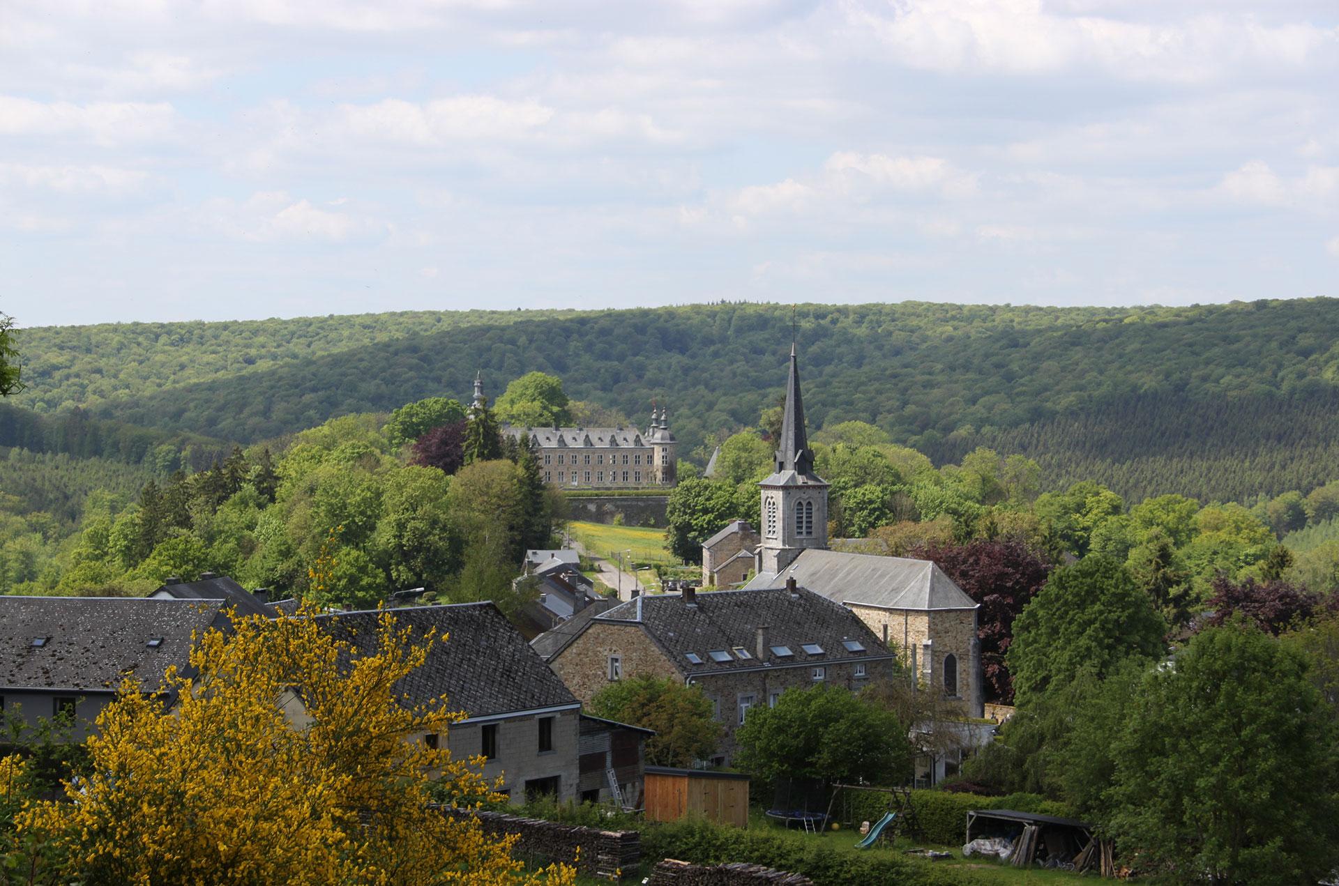 Les plus beaux villages de Wallonie - Mirwart