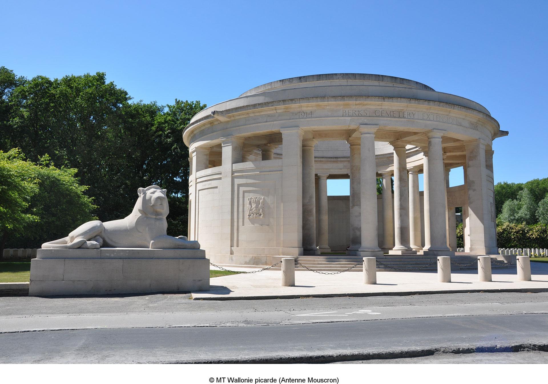 Comines Warneton Ploegsteert Memorial