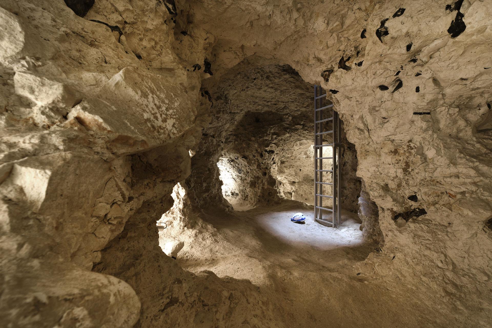 minière - néolithiques - Silex - Spiennes - SILEX'S Mons