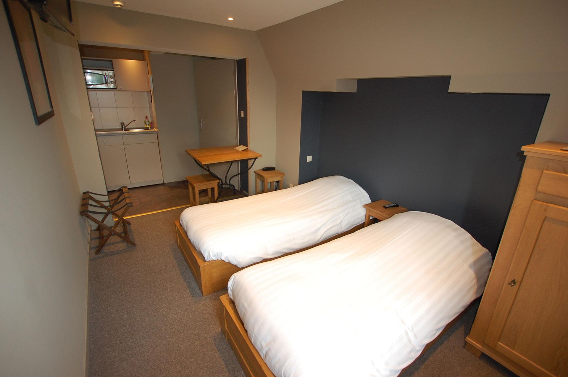 Hôtel Piano2 - Hôtel en Wallonie - chambre