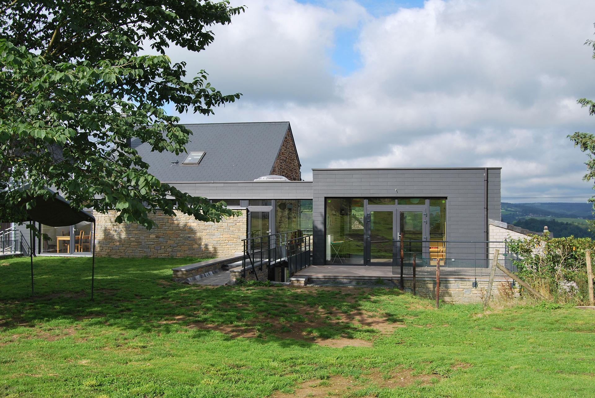 Centre - hébergement - Le Fagotin - Stoumont