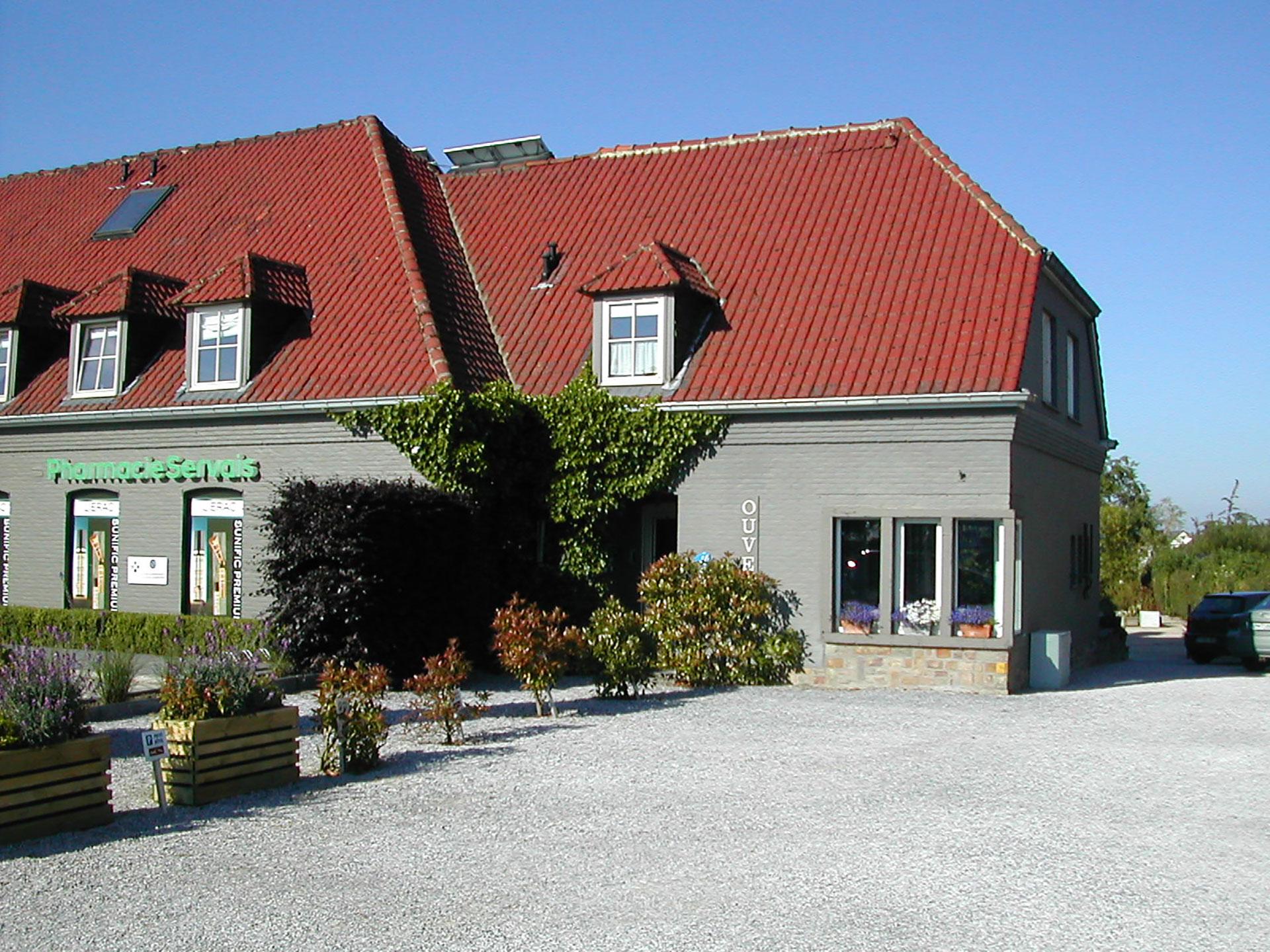 Hôtel Piano2 - Hôtel en Wallonie - façade