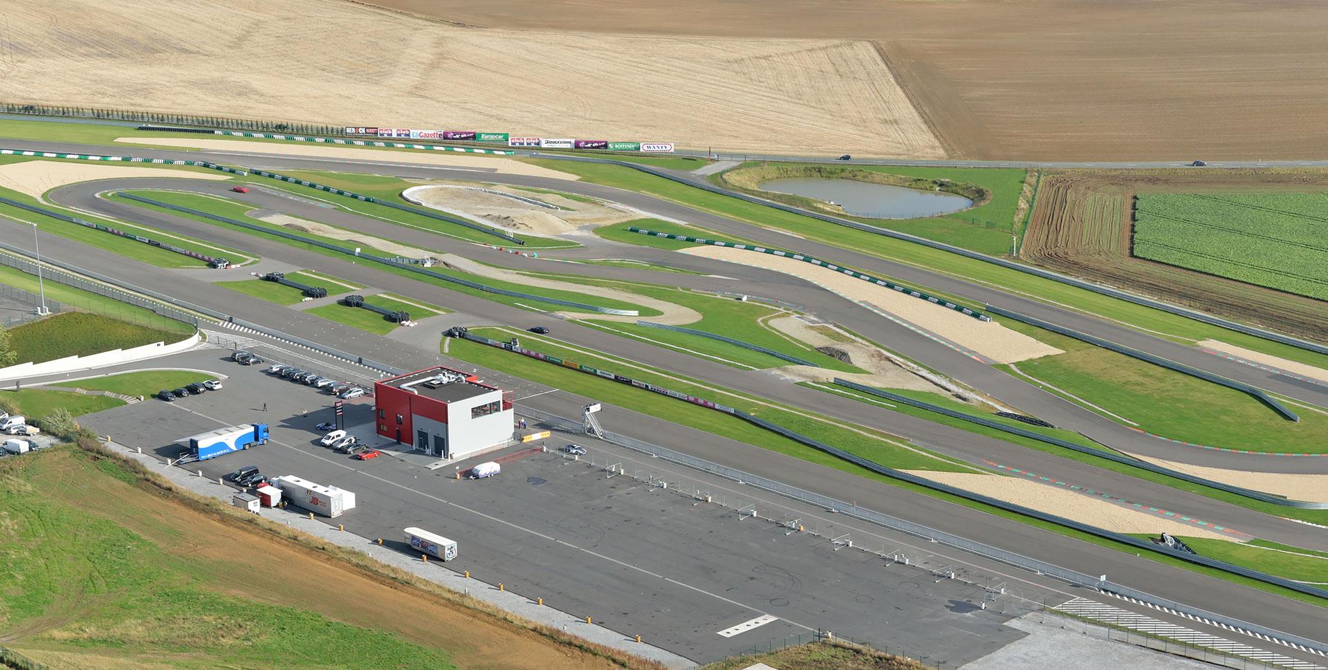 Jules Tacheny Racetracks