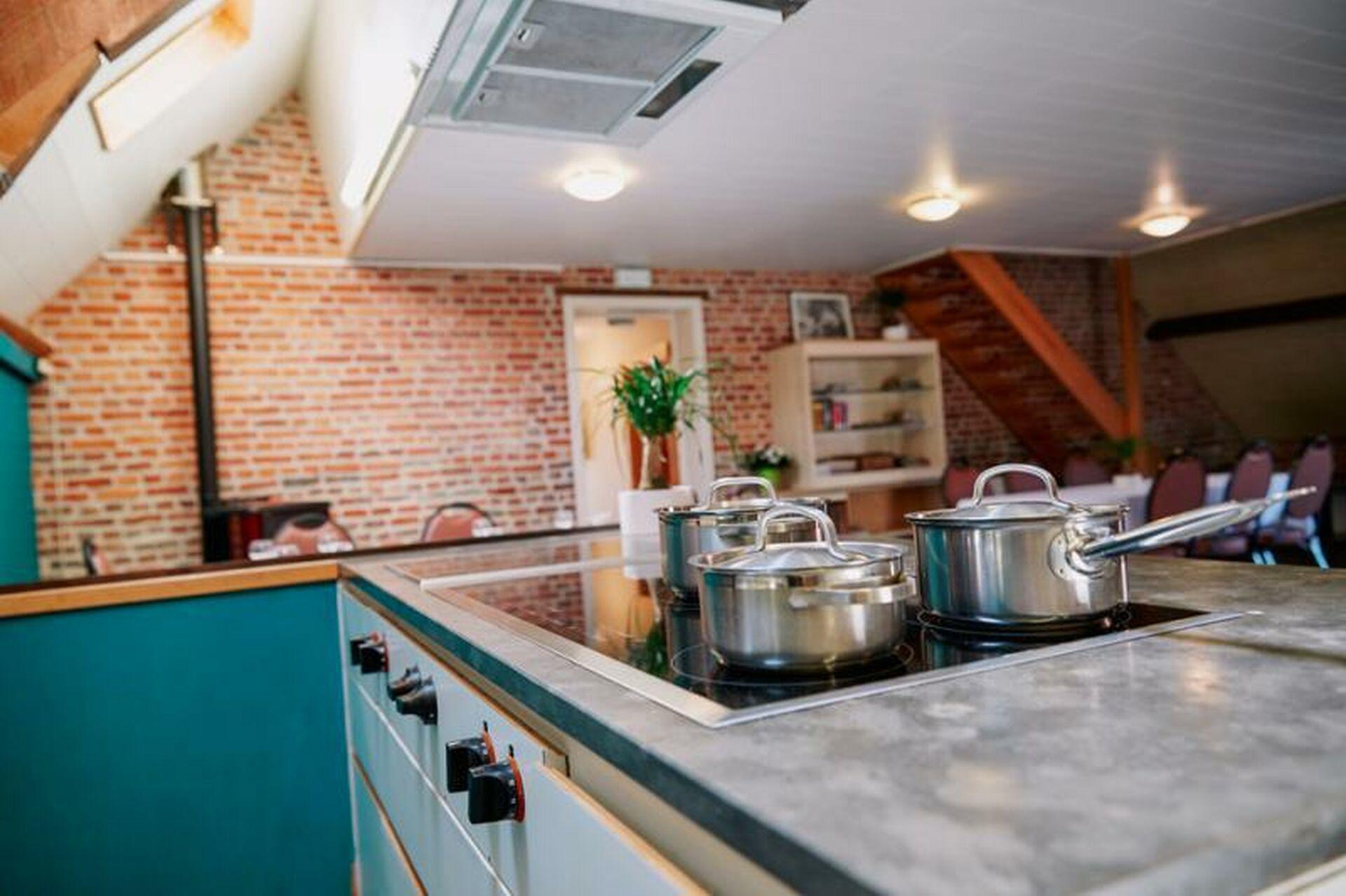 Gîte Le Fenil (cuisine) - La Howarderie