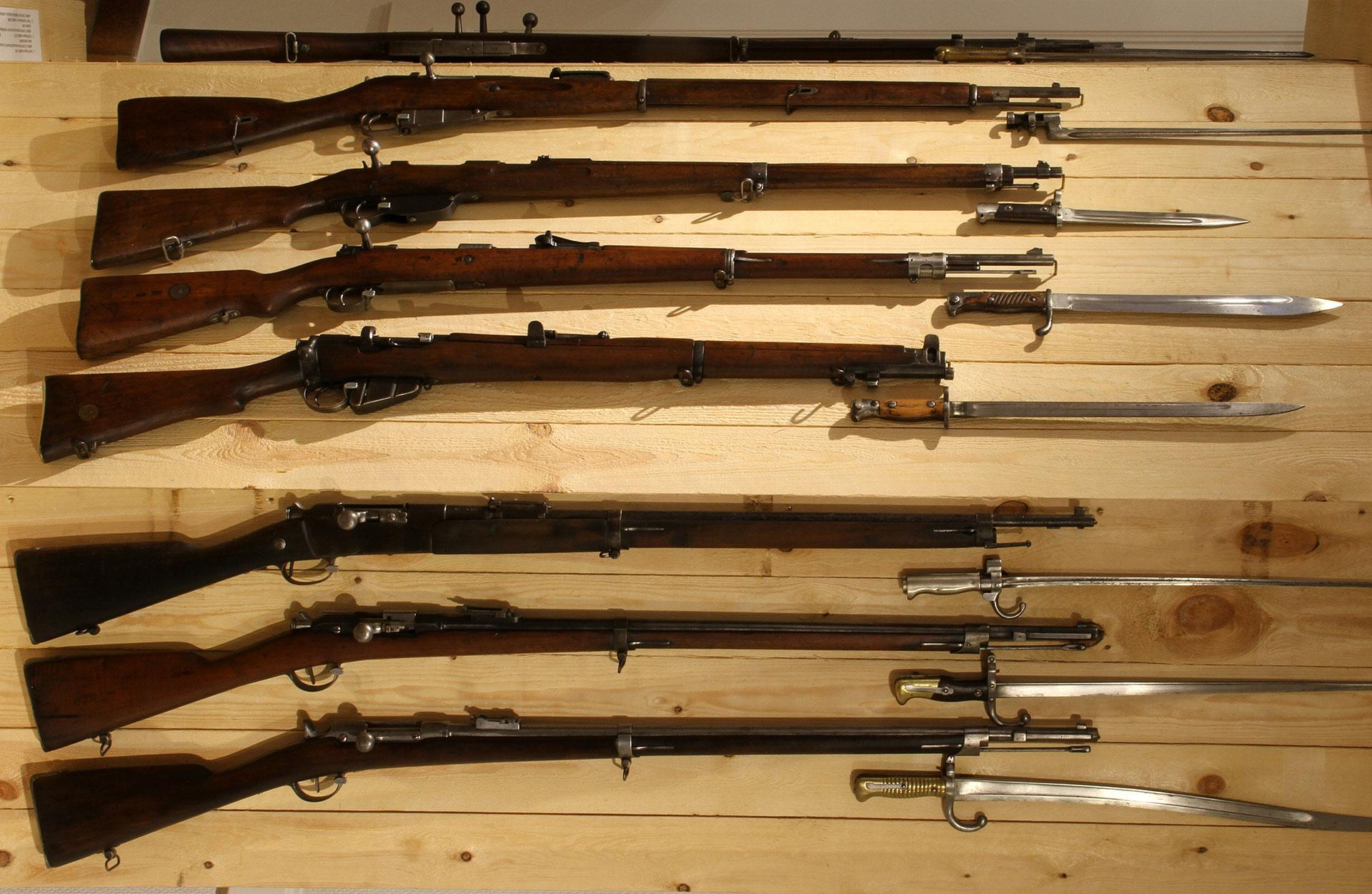 Armes - Musée Royal d'Armes et d'Histoire militaire de Tournai