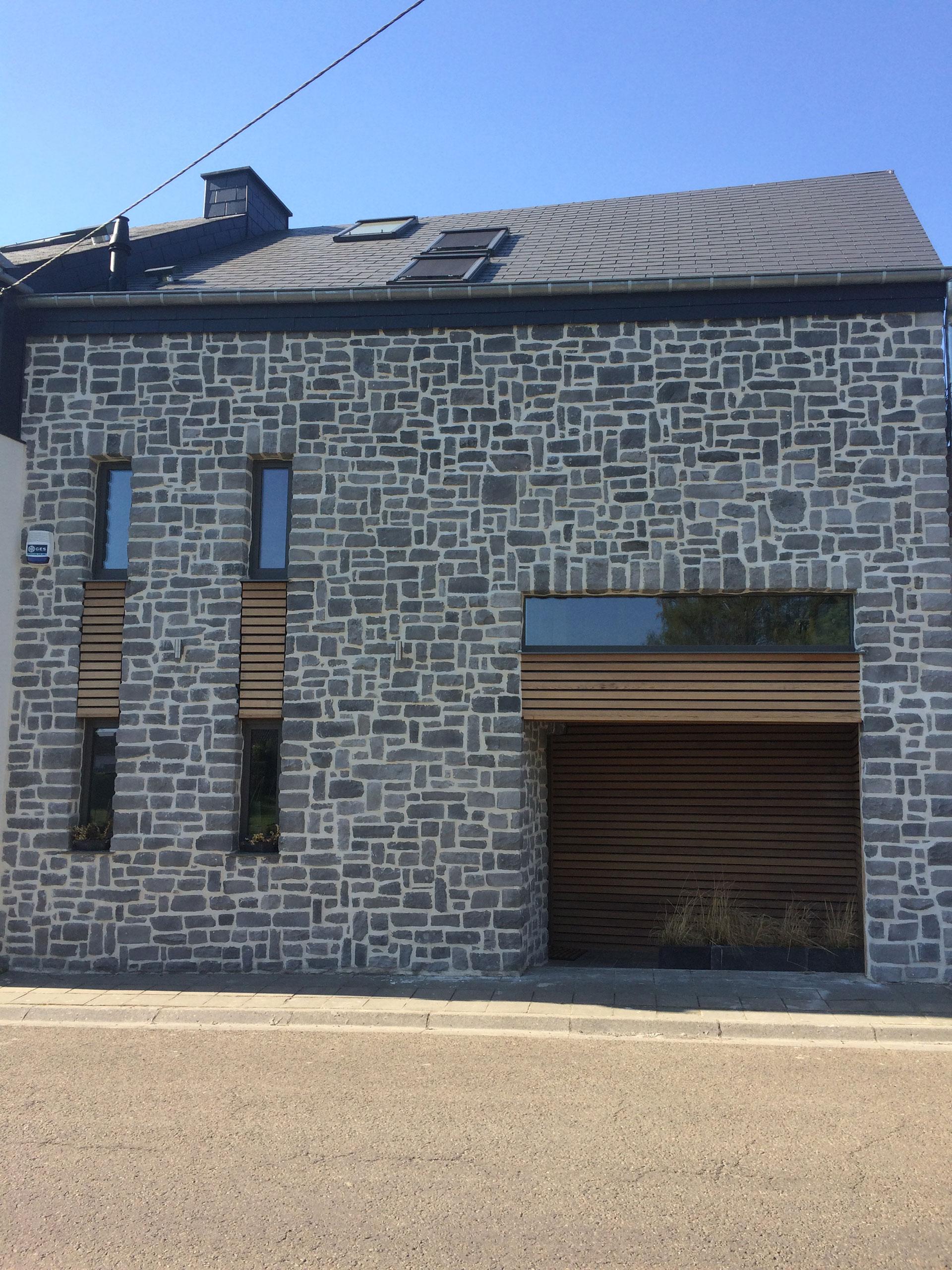 La Grange de Froidmont - Gîte rural - Jemeppe-sur-Sambre - façade