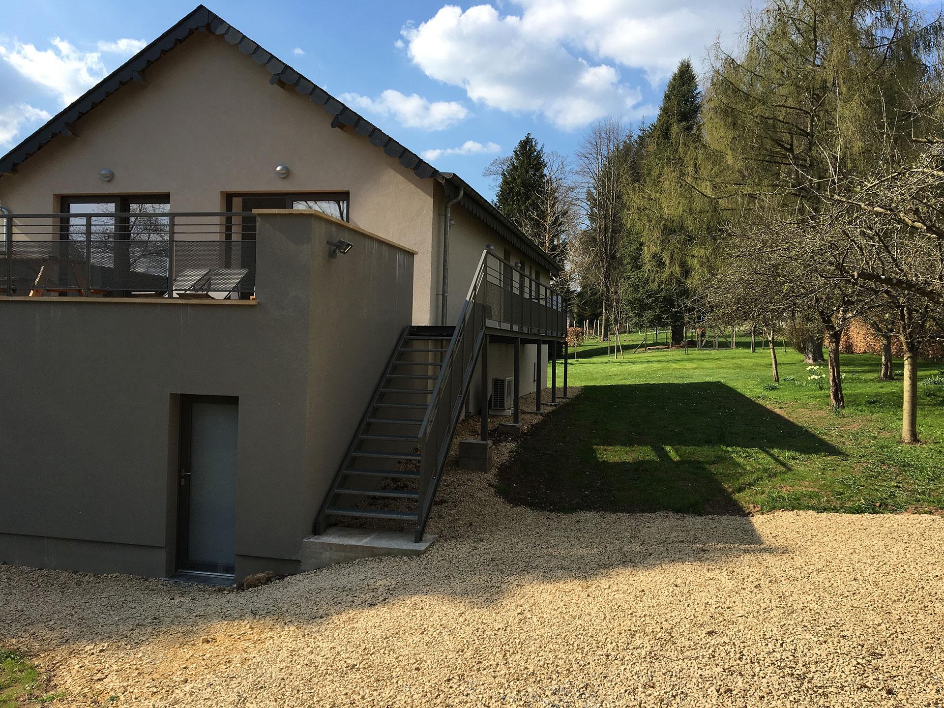 Le Bois de Loo - Gîte rural - Arlon