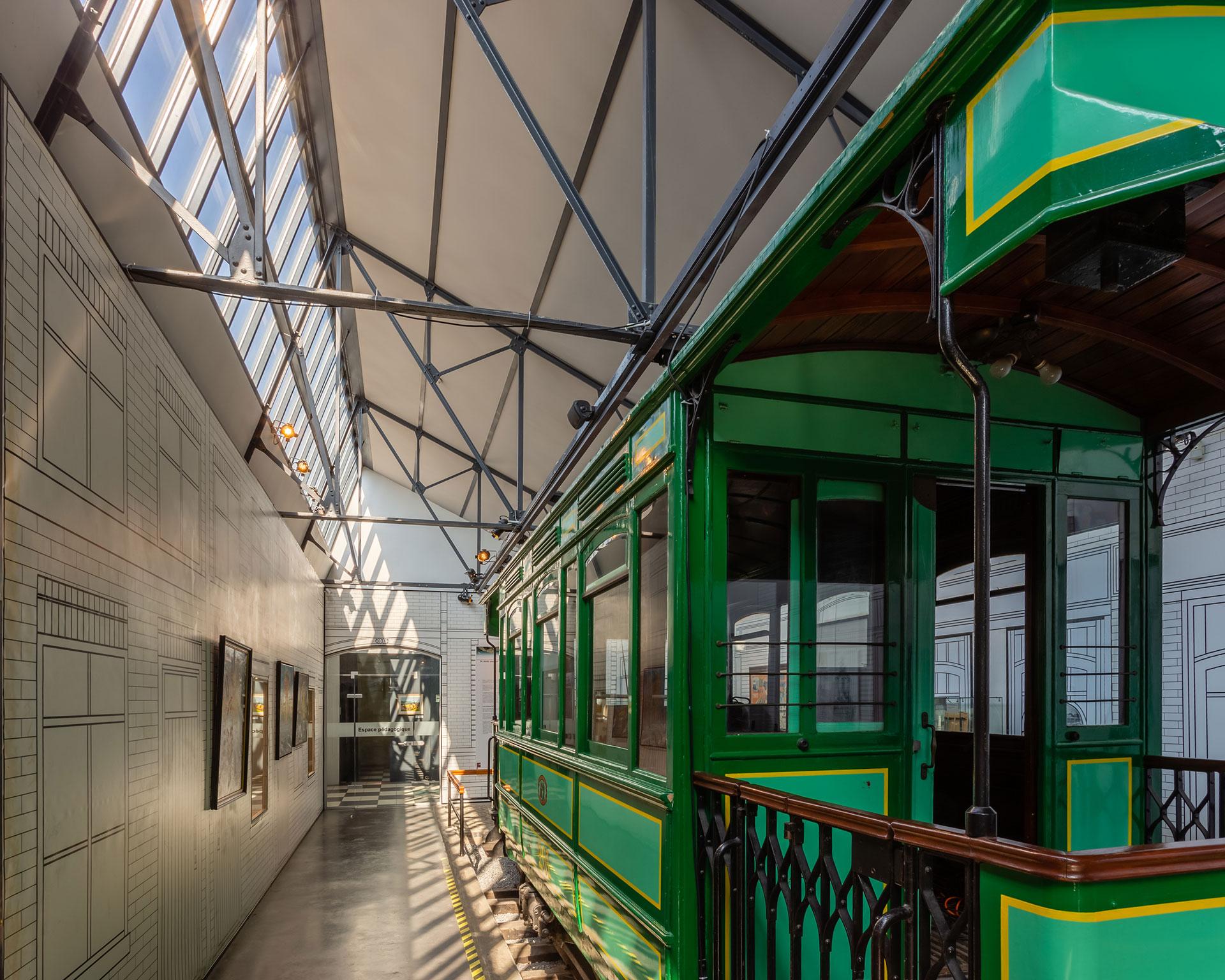 Musée de l'Industrie - Bois du Cazier - révolution industrielle - sud de Charleroi - activité économique
