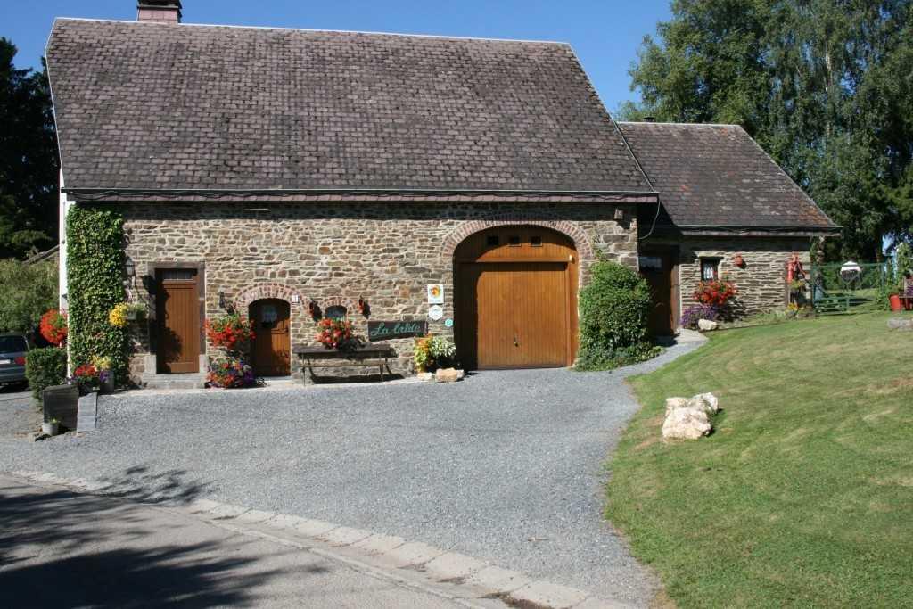 Gîte rural - La Bride - Buisson