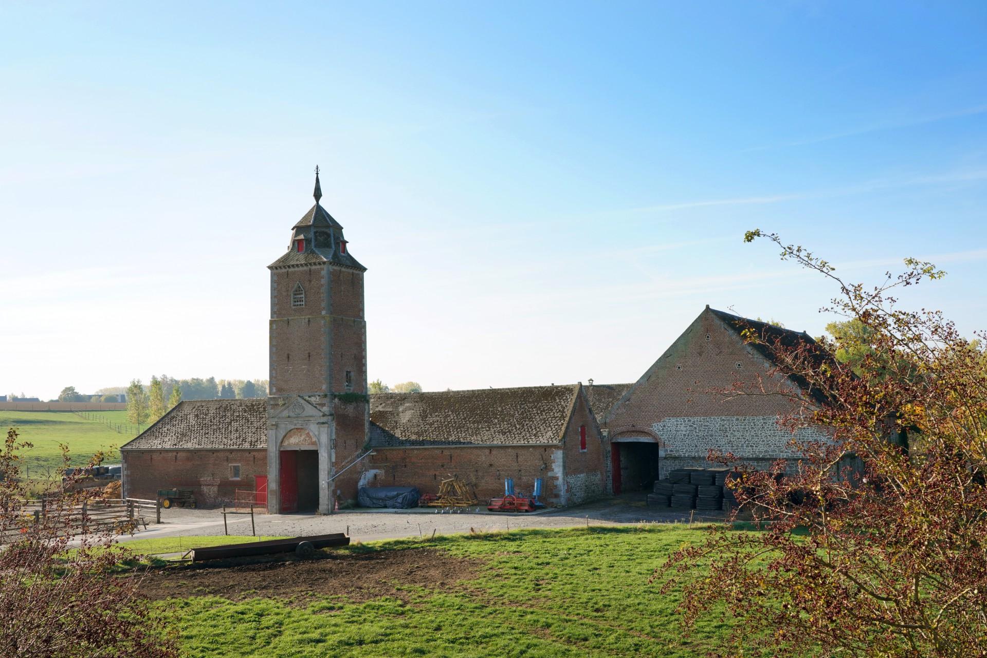 Gîte Le Fournil-Lens-Vue extérieure de la Ferme du Parc