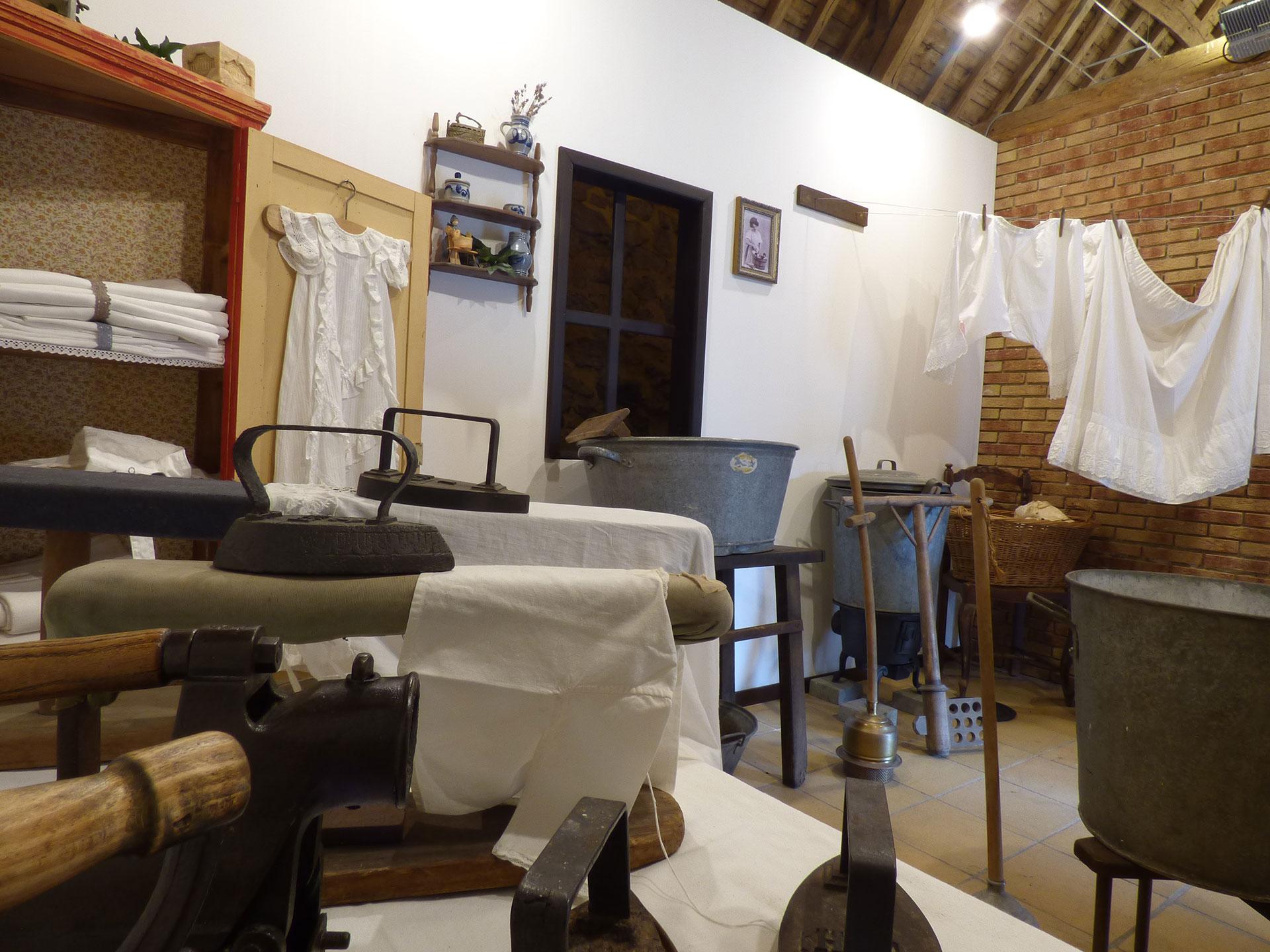Ecomusée du Viroin - passé - présent - futur - Lavandières