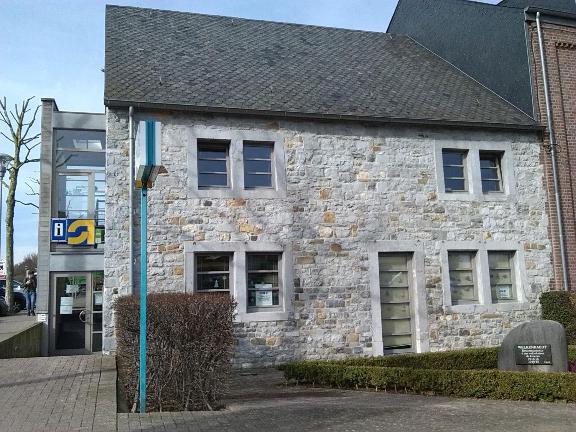 Maison Zimmermann - Syndicat d'Initiative - Welkenraedt
