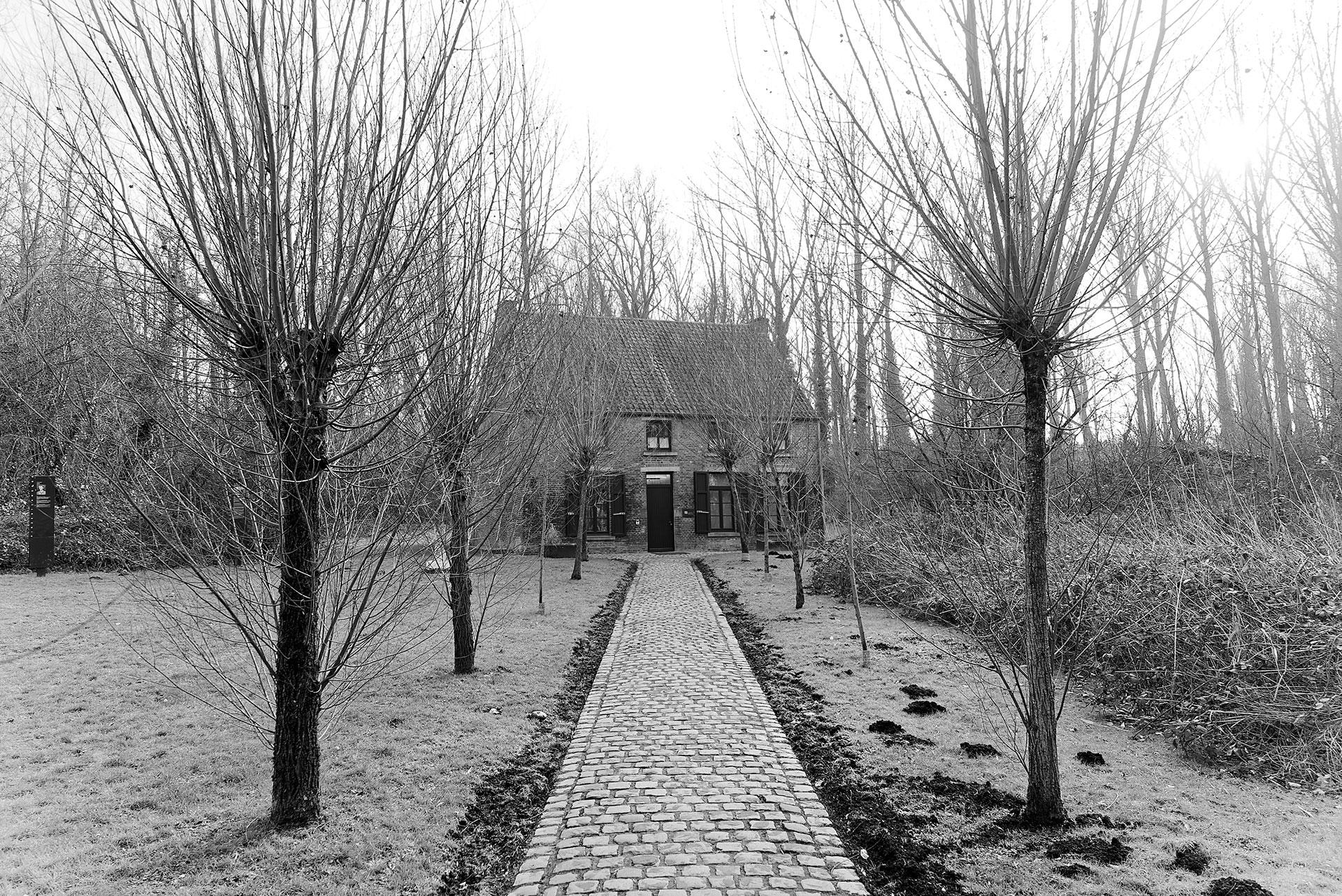 Maison Van Gogh - Cuesmes - peintres - XIXème siècle