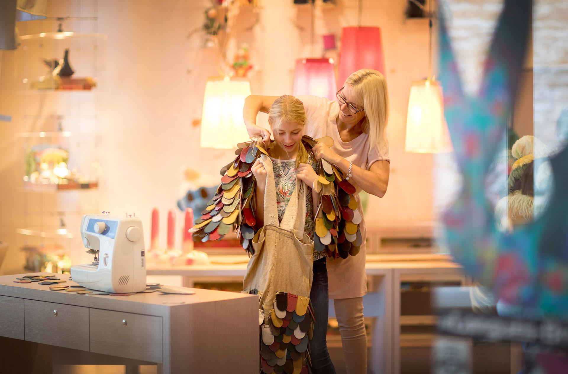 Malmedy - Malmundarium - Famille - visite - musée - carnaval - déguisement