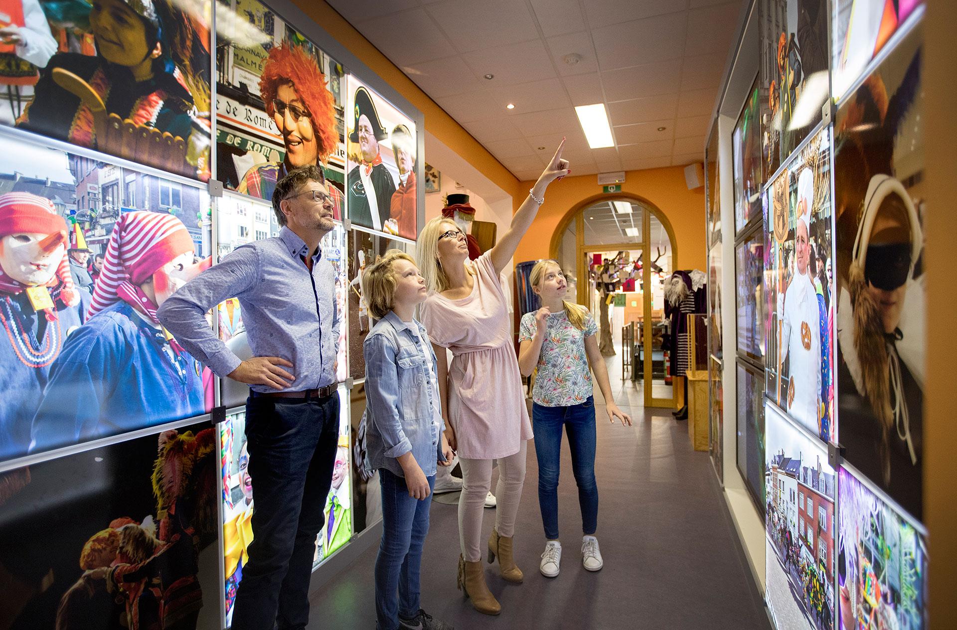 Malmedy - Malmundarium - Famille - visite - musée - carnaval