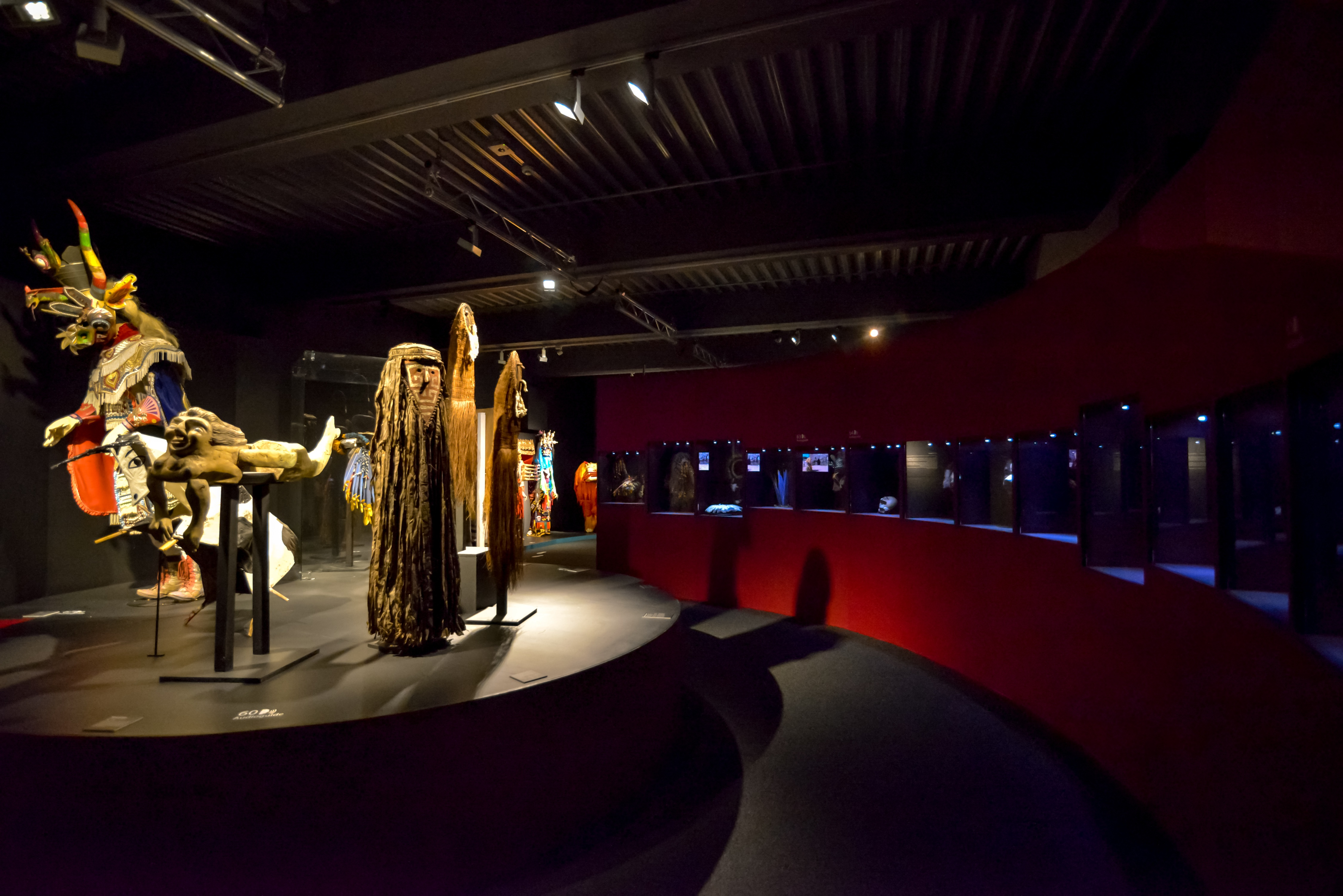 Musée international du Carnaval et du Masque - Binche