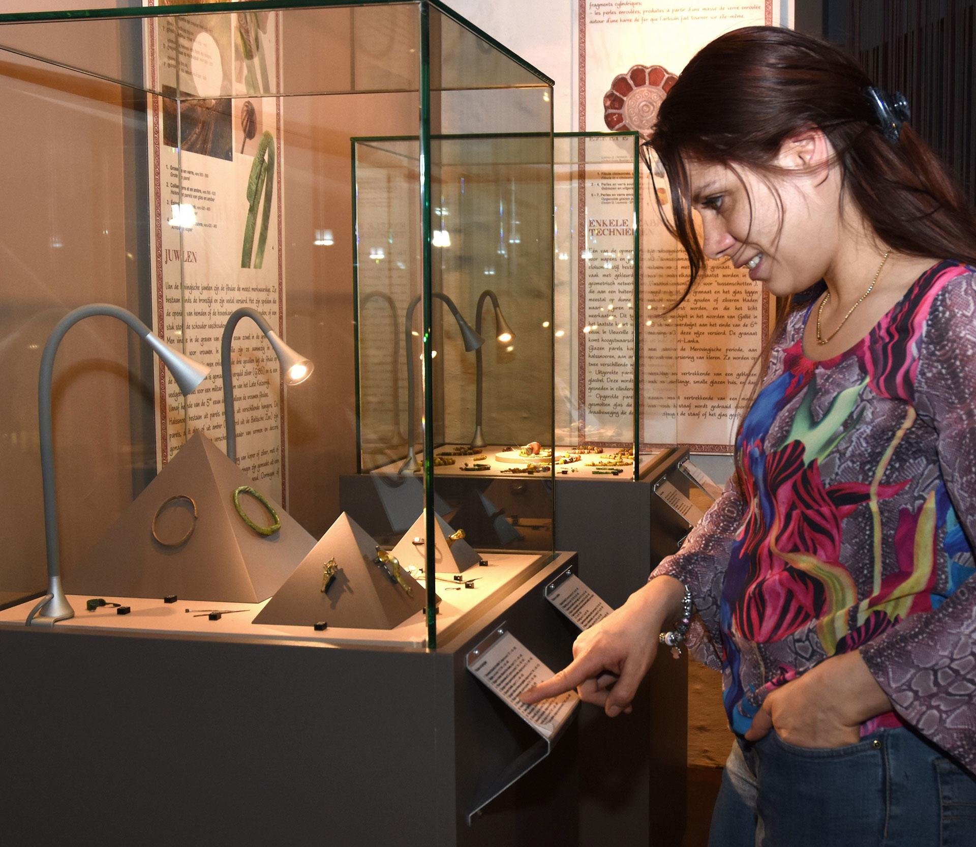 Musée - Bouverie - exposition