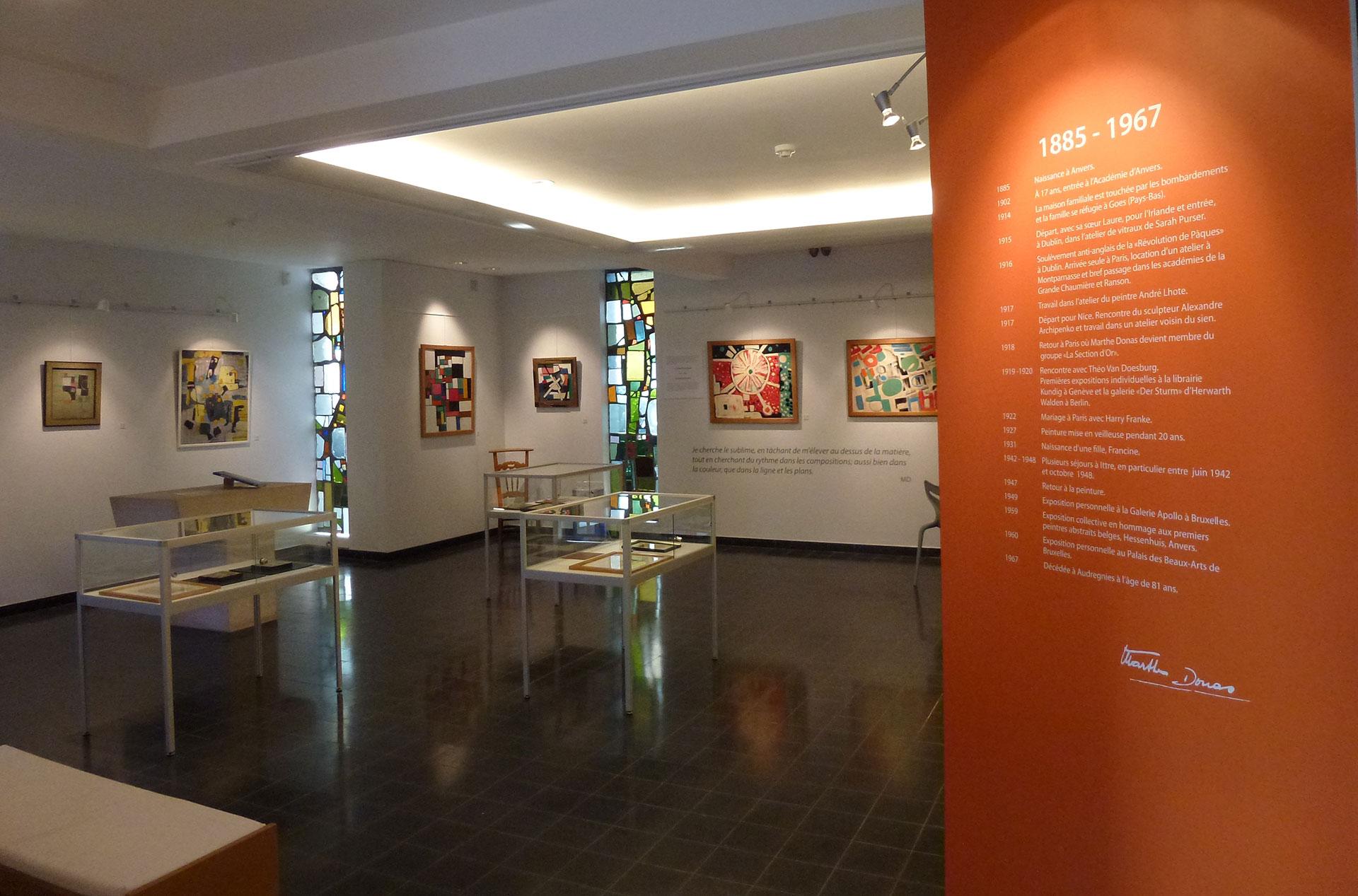 Musée - Marthe Donas - Ittre
