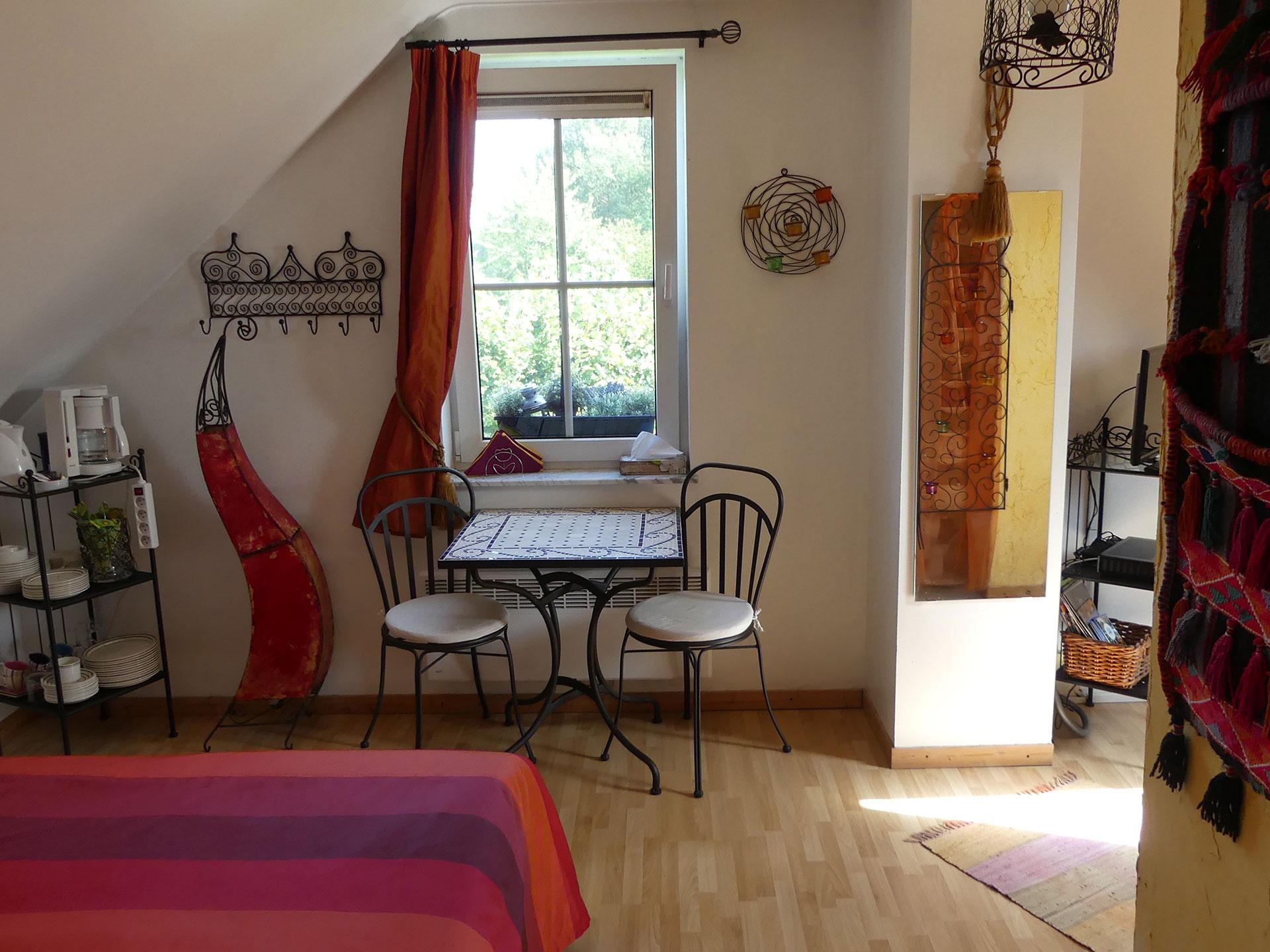Maison d'hôtes - La Mazerine - Bassilly