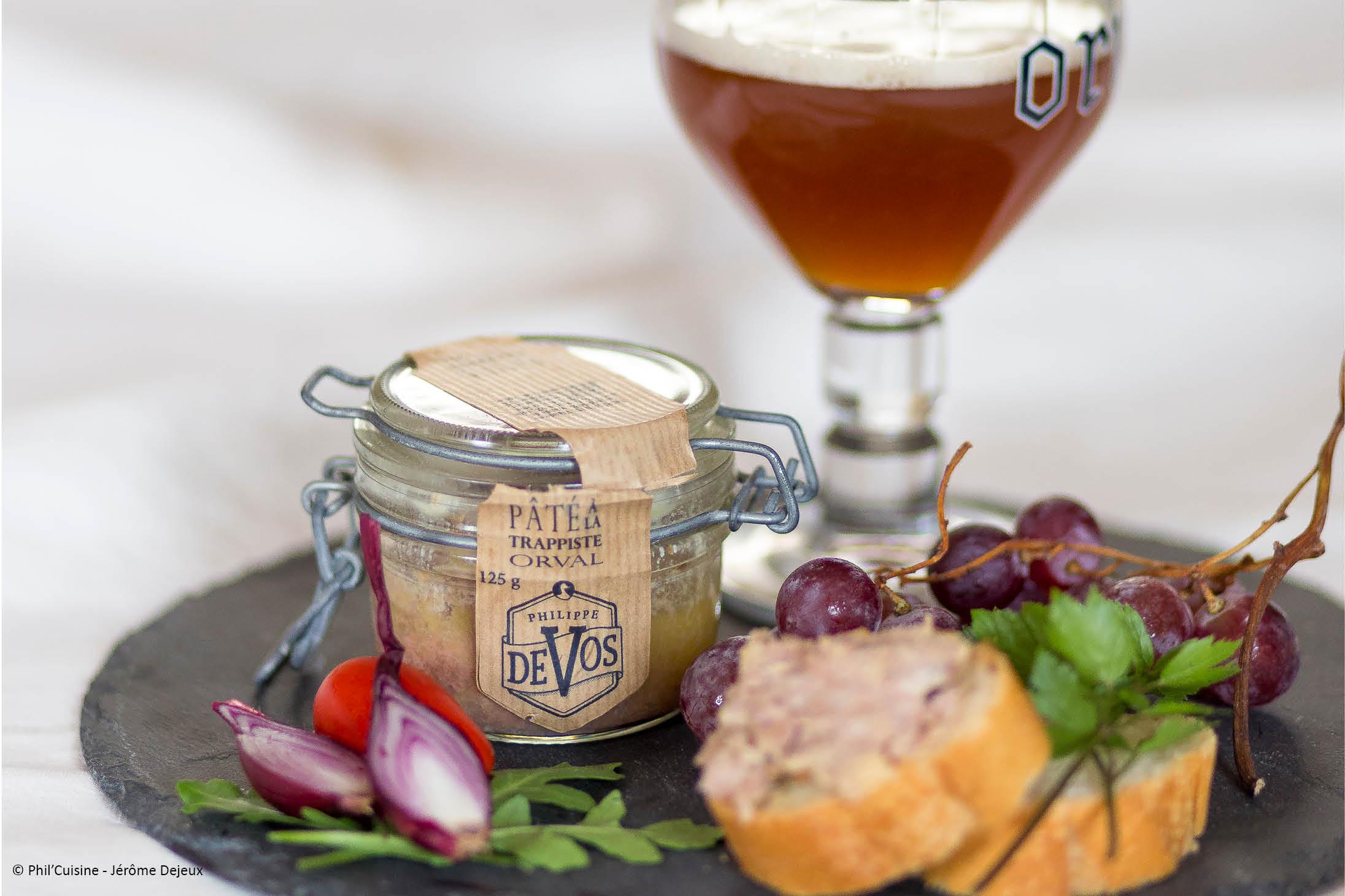 Photo des bocaux Phil'Cuisine à Bastogne