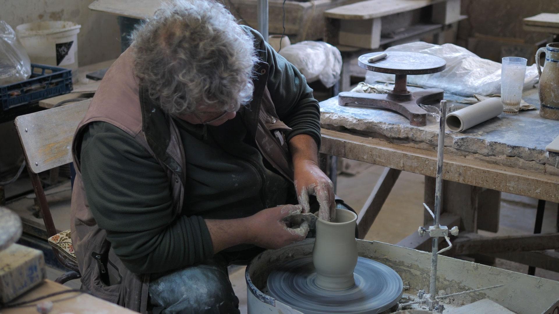 Musée - La Grange aux Potiers- Poterie Dubois - Bouffioulx - Visit'Entreprise