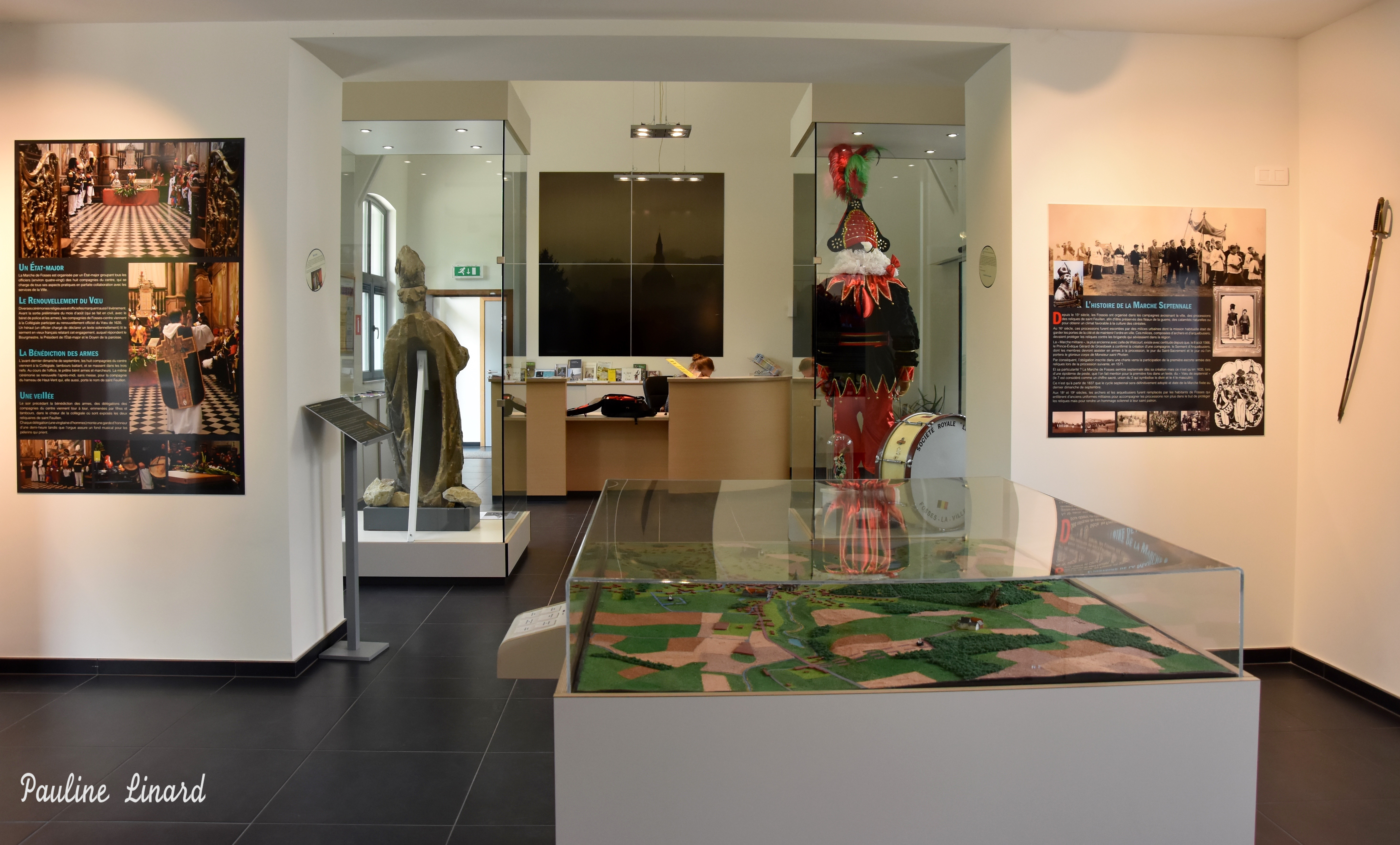 ReGare Centre interpretation du patrimoine local et regional