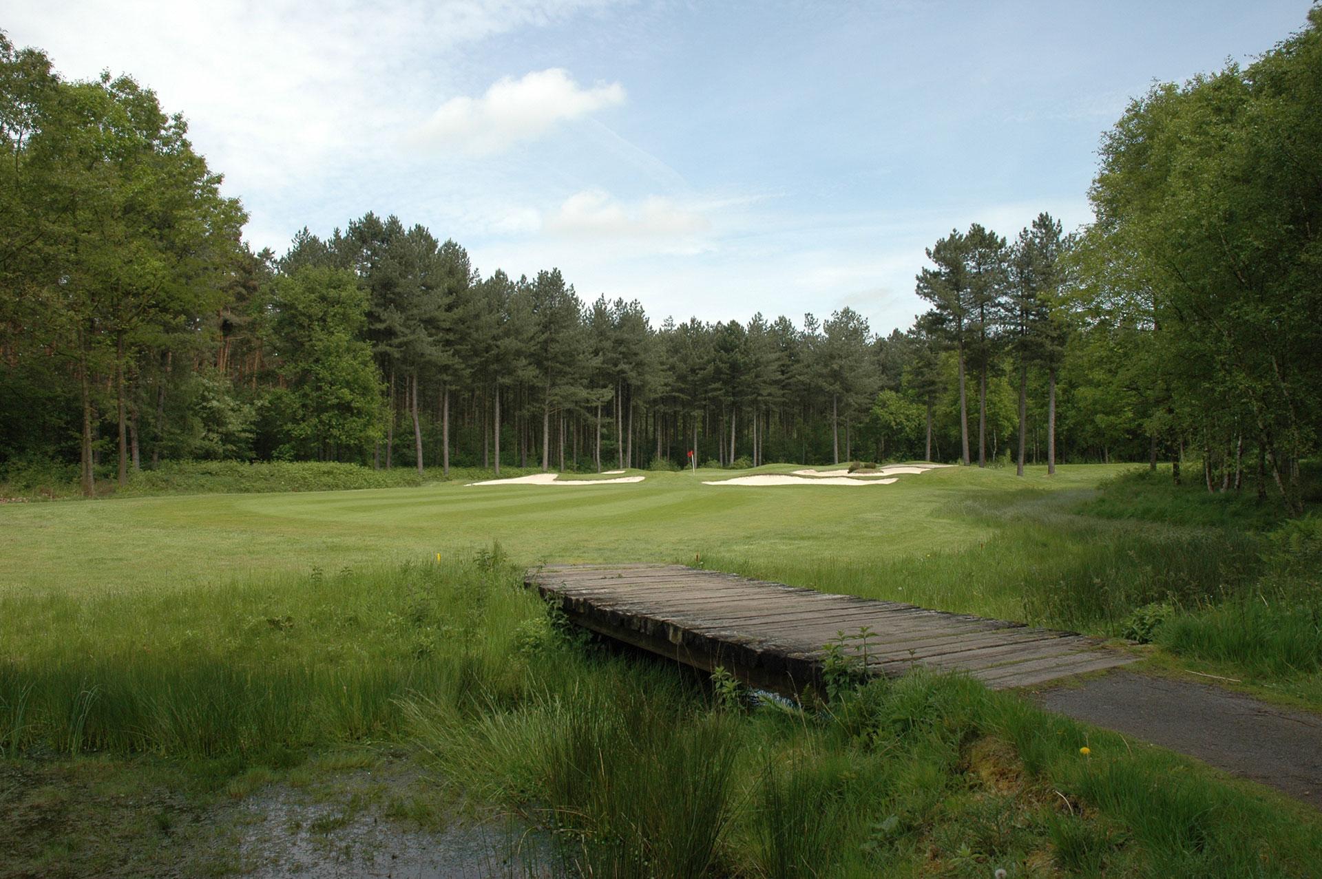 Royal Golf Club - Hainaut