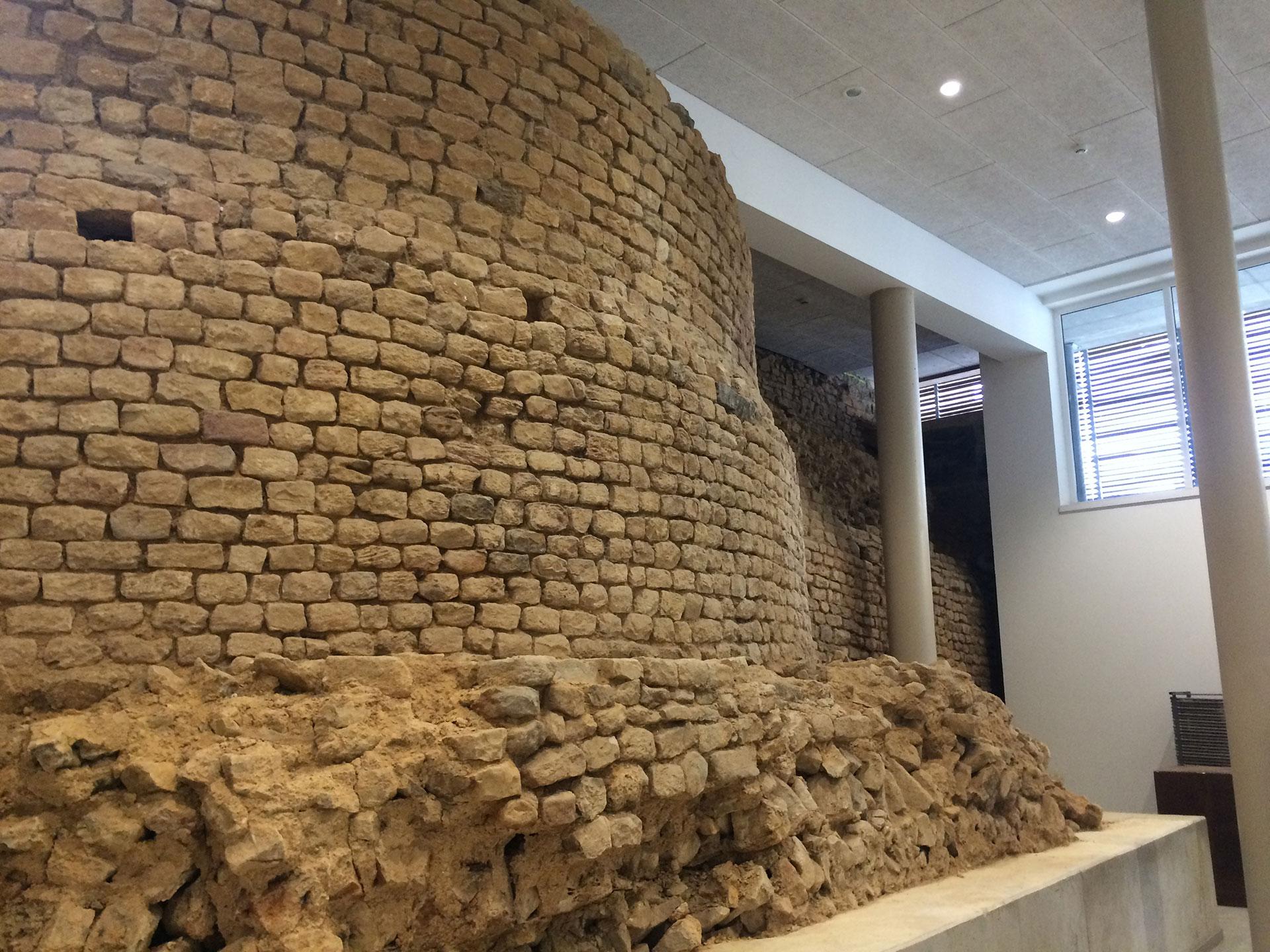 Musée de la Tour Romaine - Tour Jupiter