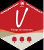 Classification officielle d'un village de vacances en Wallonie : 3 chênes