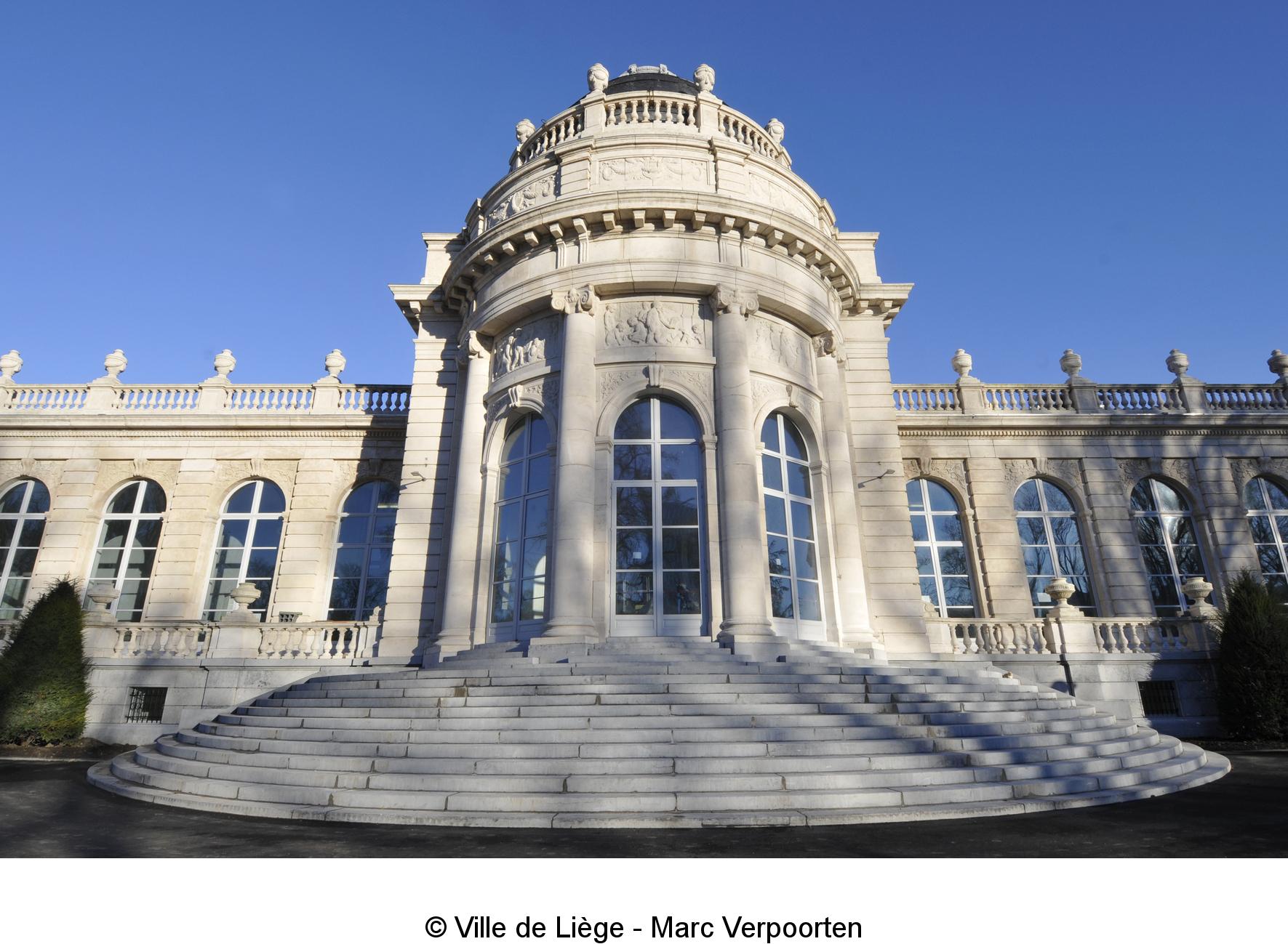 Museum van La Boverie   Schone Kunsten en Tentoonstelling