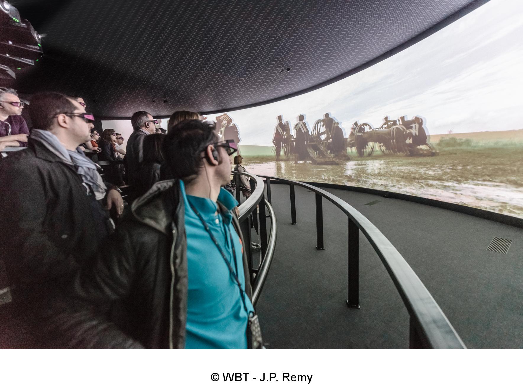 Mémorial 1815, interpretatiecentrum van de Slag bij Waterloo