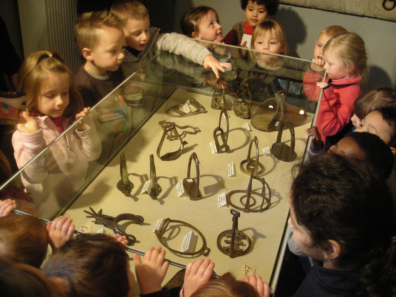 Musée du Cheval de Spa visite des maternelles