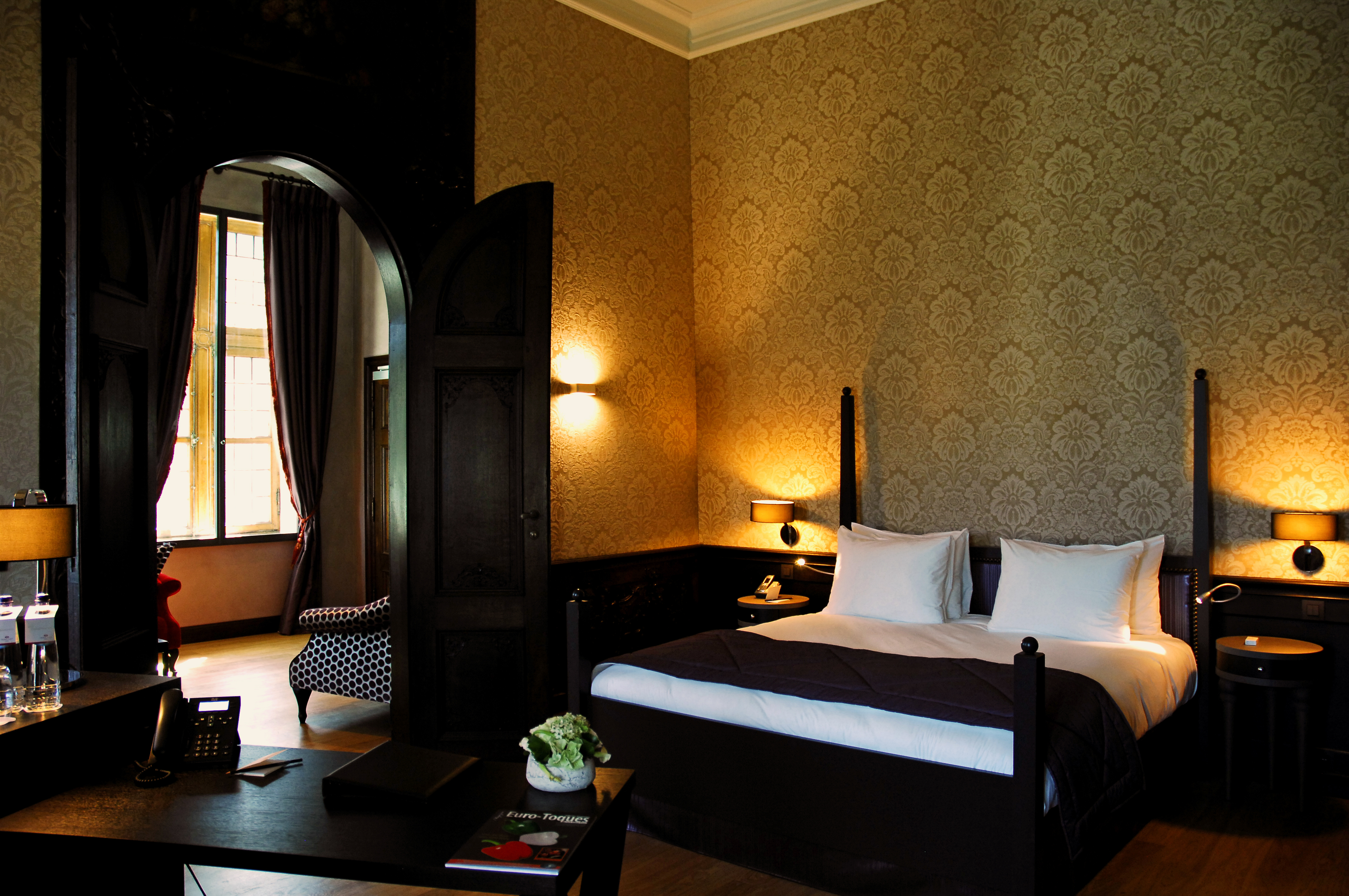 Historical Suite N° 12 in Van der Valk