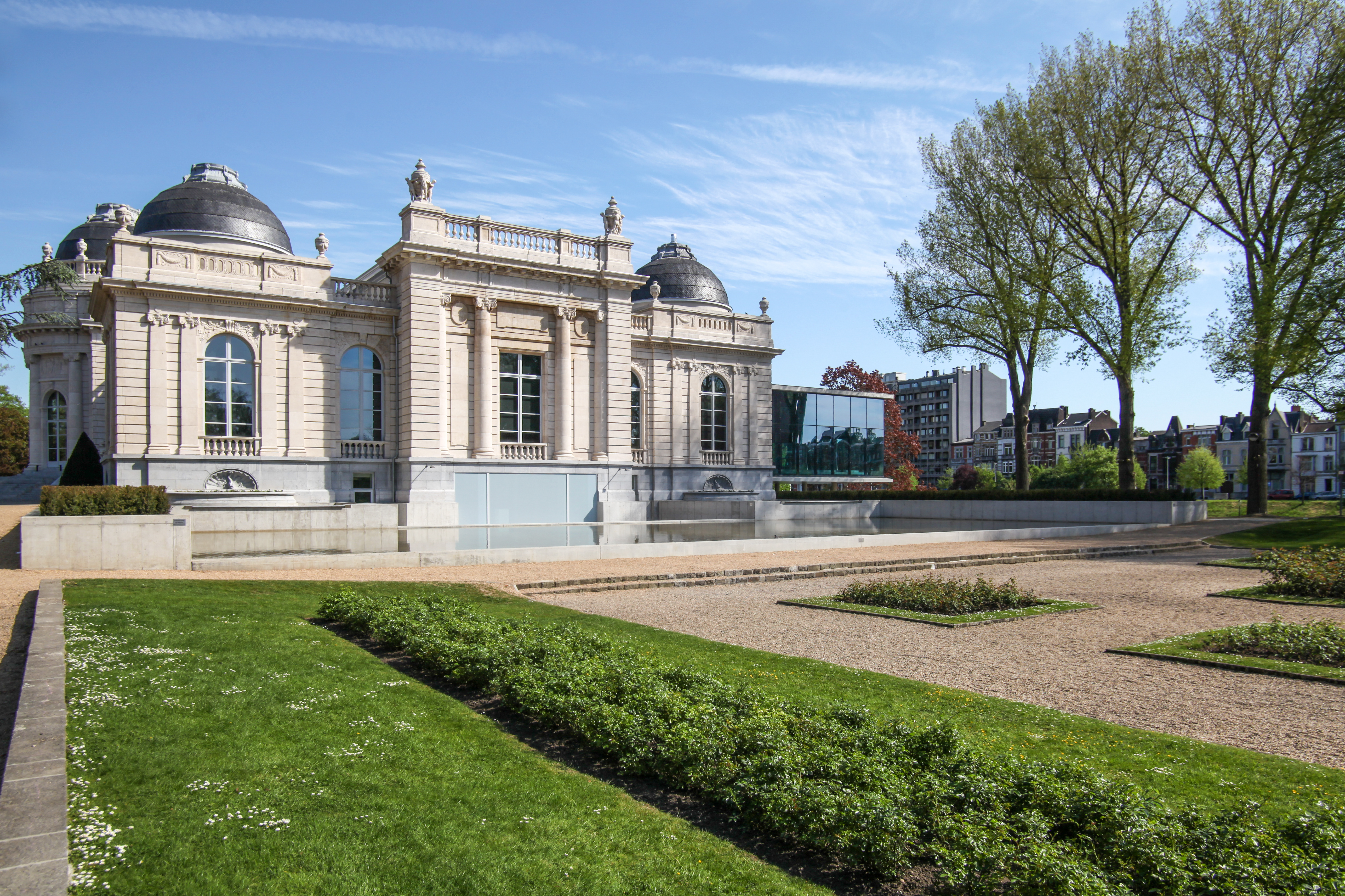 Discover the Parc de la Boverri in Liège