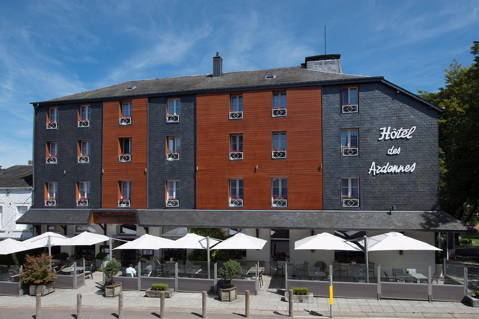 Hôtel - Restaurant - Ardennes - Corbion-sur-Semois - Wallonie terre d'eau