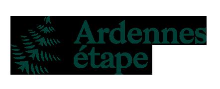 Logo - Ardenne - étape