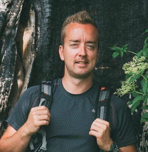 Portrait du blogueur Maxime Alexandre