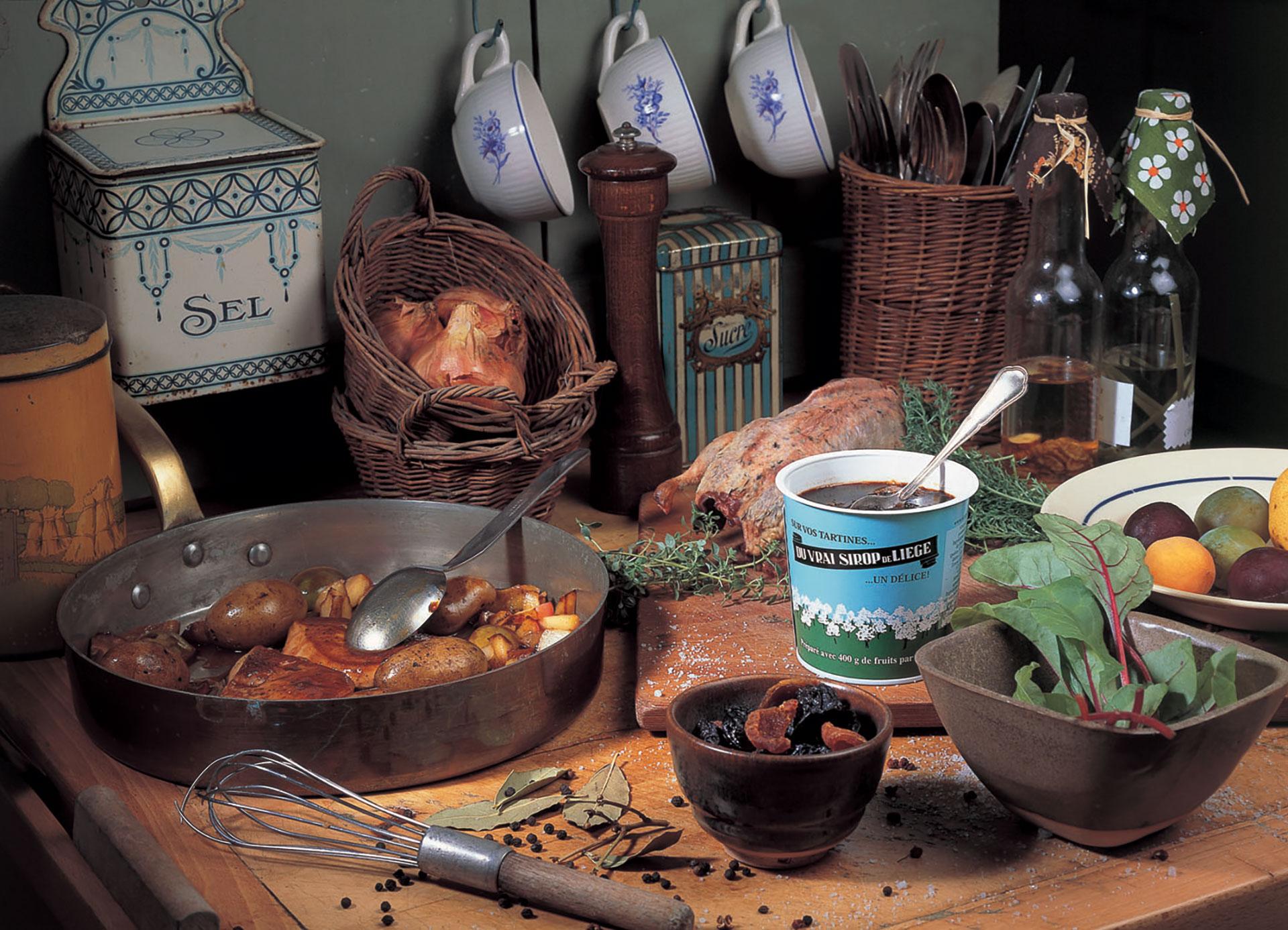 Siroperie - Meurens - Aubel - tradition - histoire - gastronomie - Pays de Herve