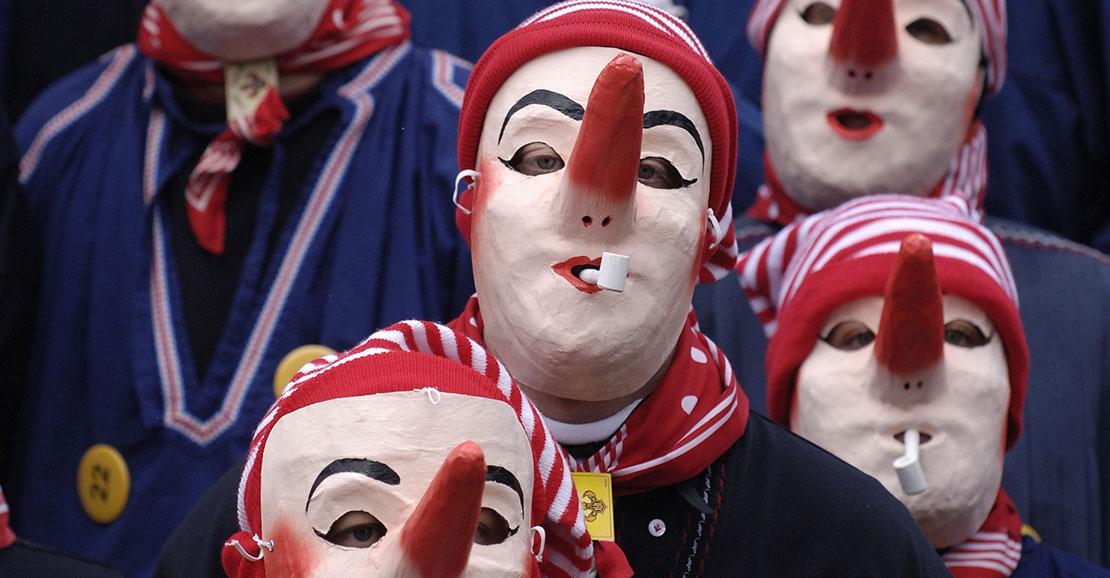 Malmedy - carnaval - cwarmê
