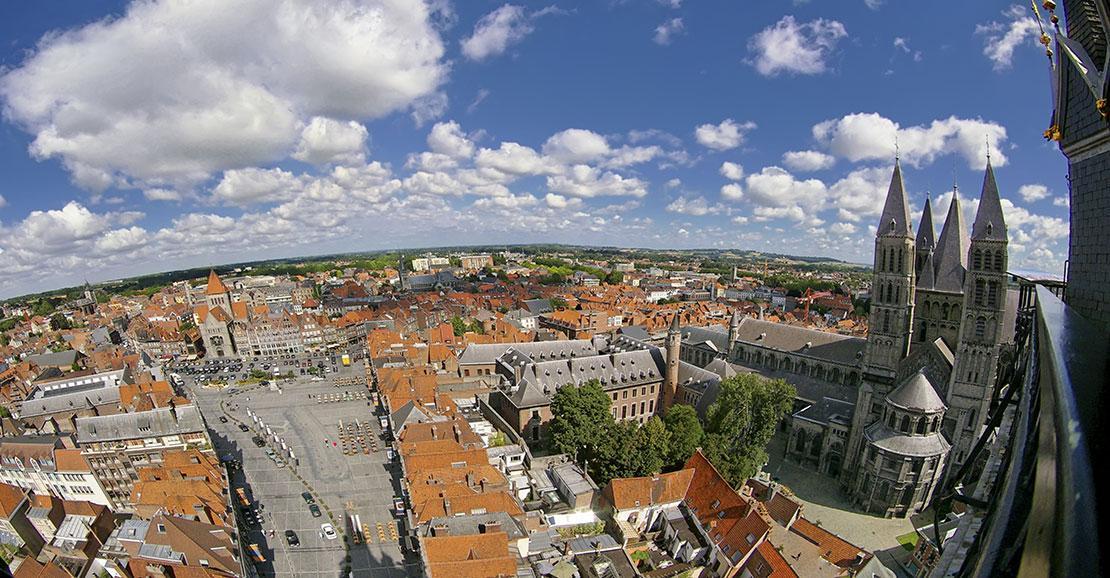 Tournai - Panorama