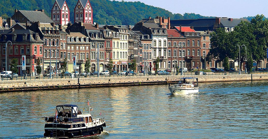 Liège - bateaux - tourisme fluvial